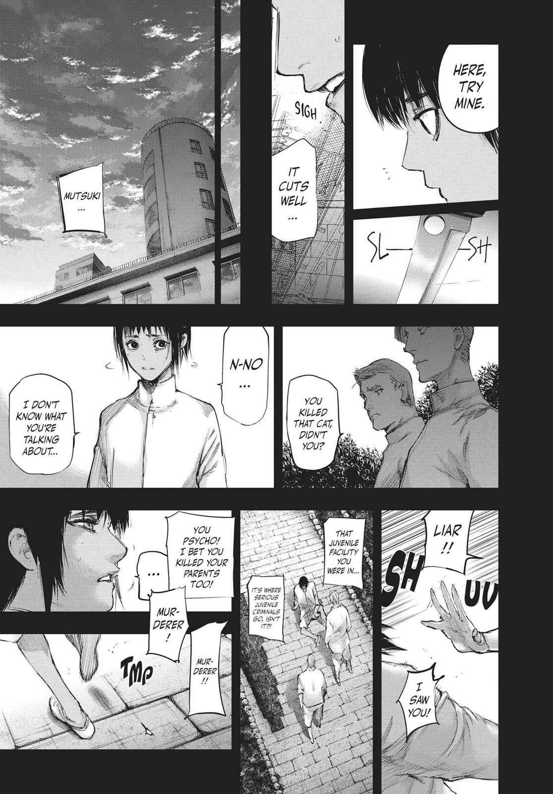 Tokyo Ghoul:re Chapter 79 Page 9