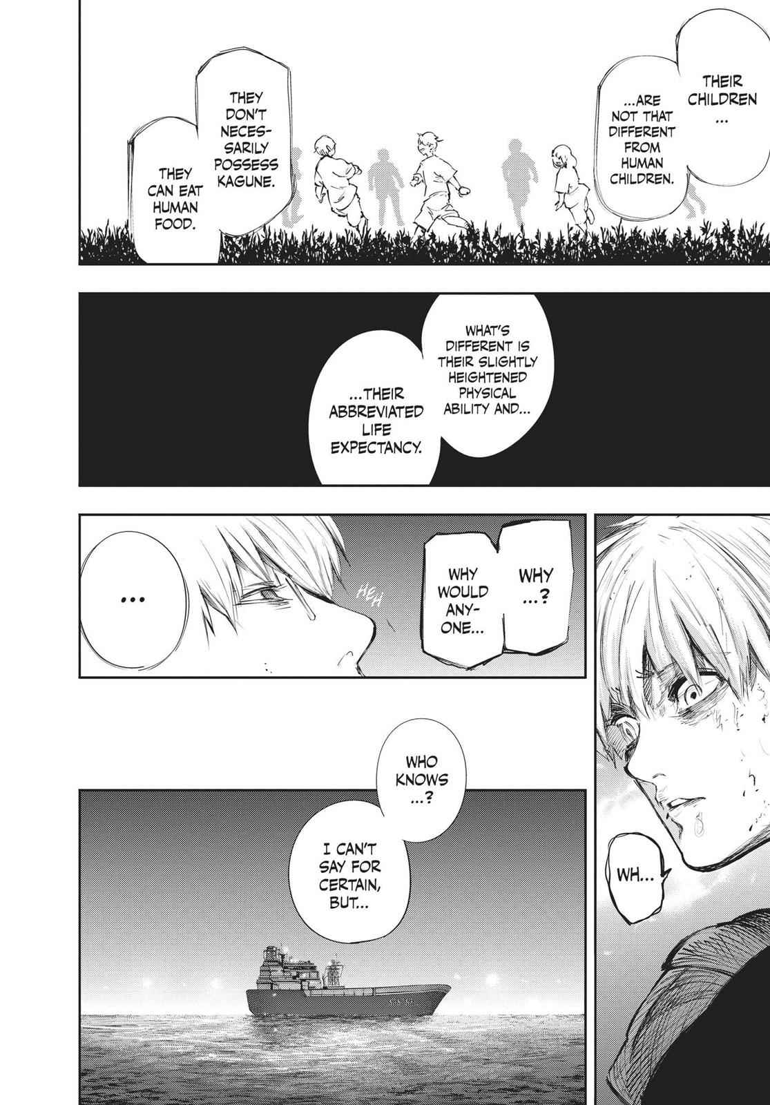 Tokyo Ghoul:re Chapter 83 Page 6