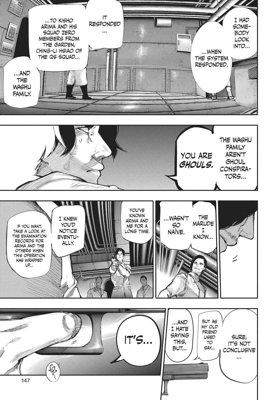 Tokyo Ghoul:re Chapter 83 Page 9
