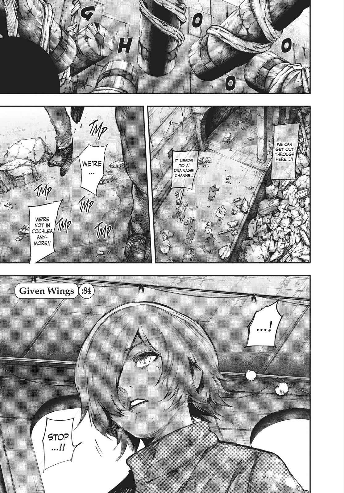 Tokyo Ghoul:re Chapter 84 Page 1