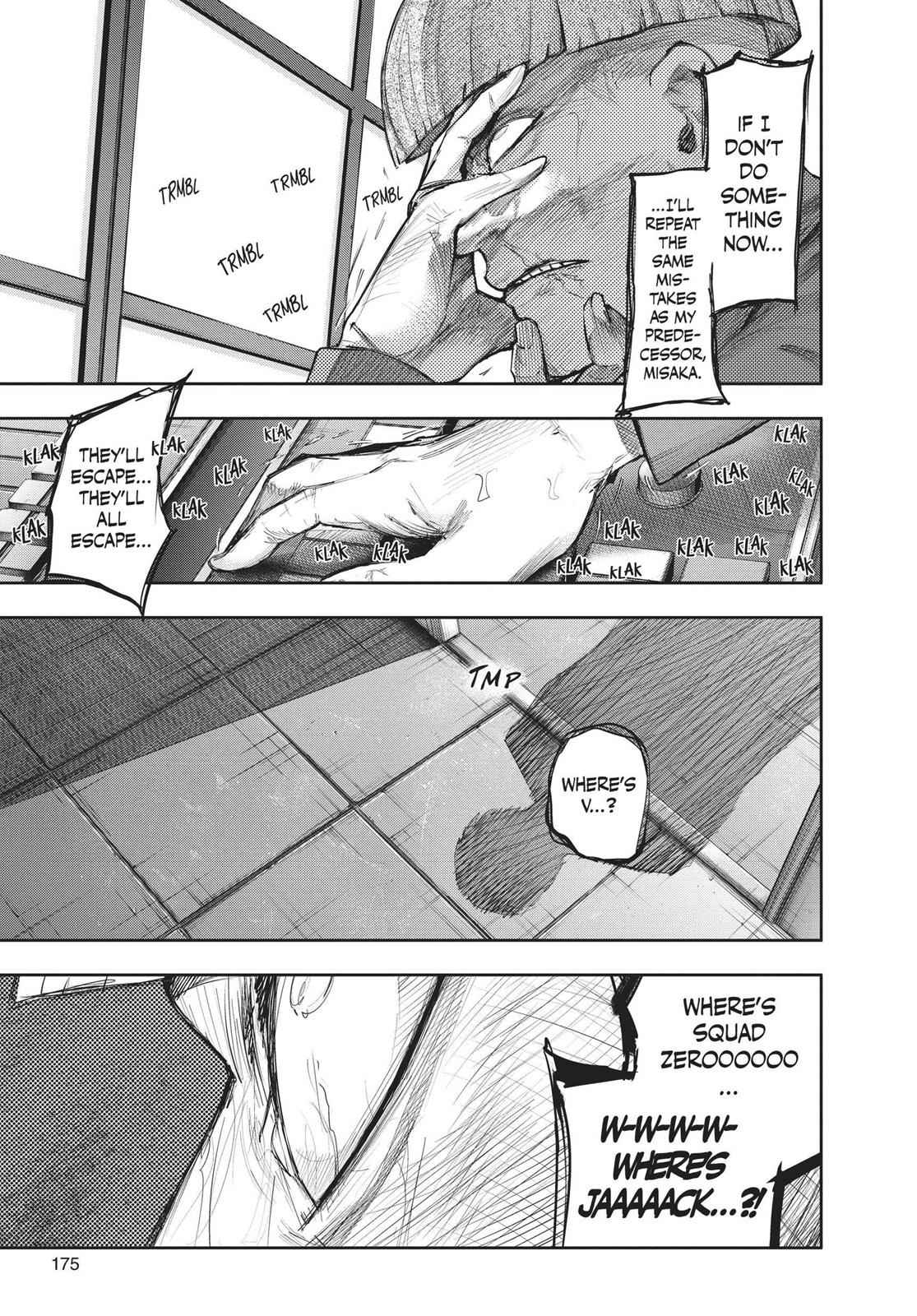Tokyo Ghoul:re Chapter 84 Page 14