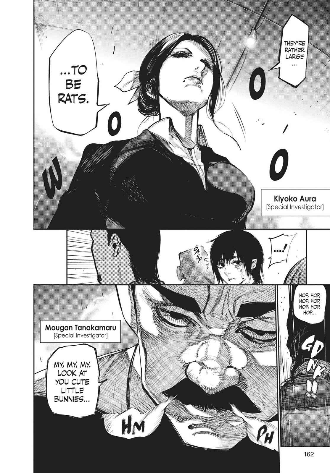 Tokyo Ghoul:re Chapter 84 Page 3