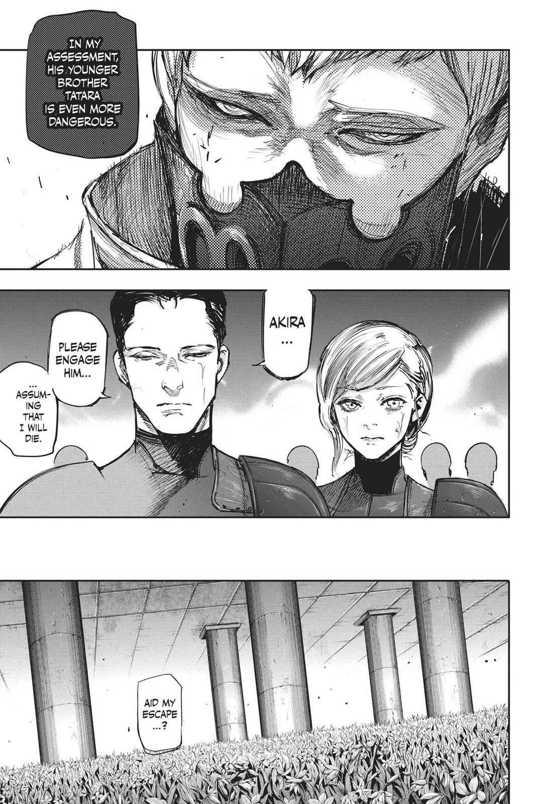 Tokyo Ghoul:re Chapter 85 Page 10