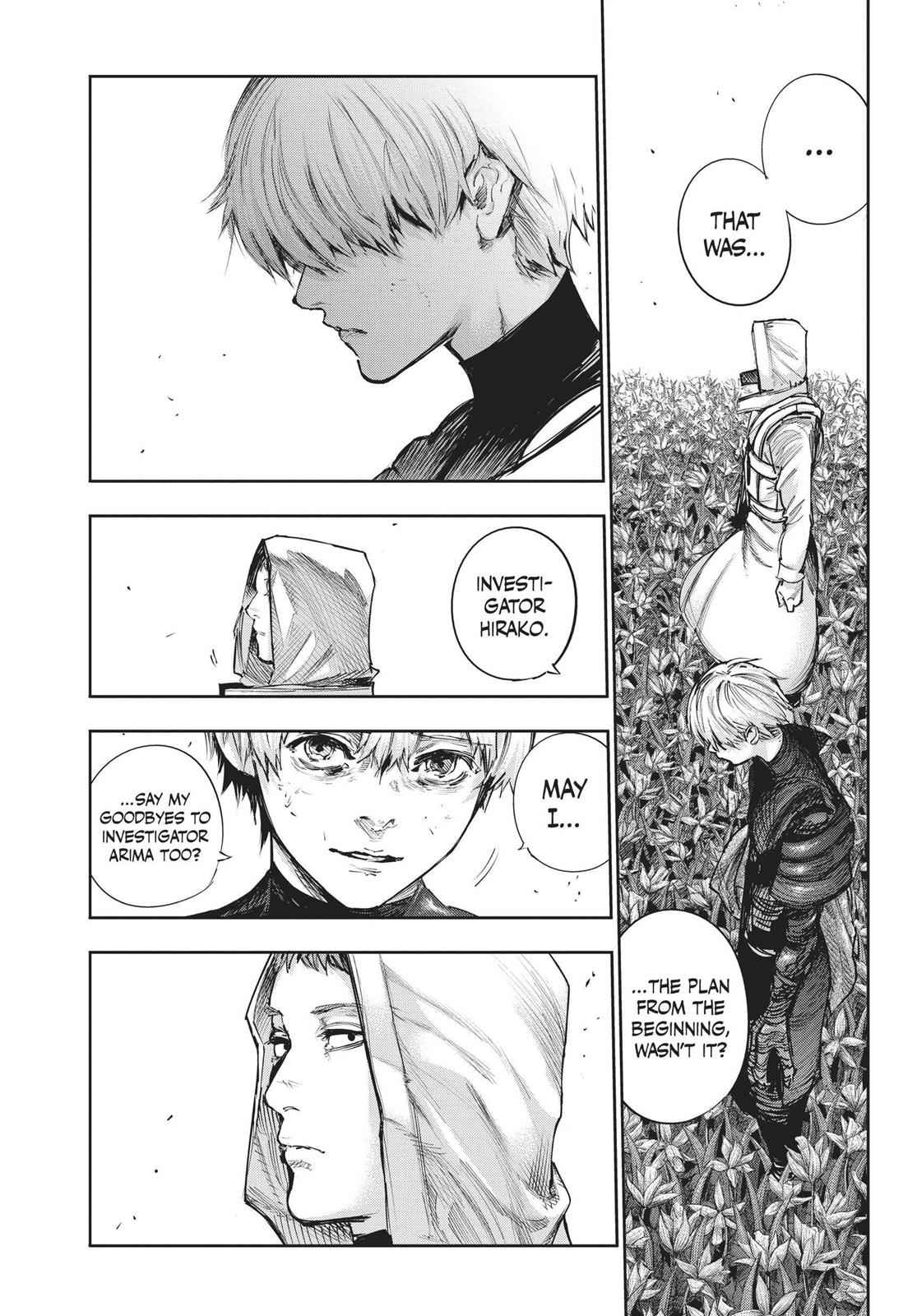 Tokyo Ghoul:re Chapter 85 Page 11