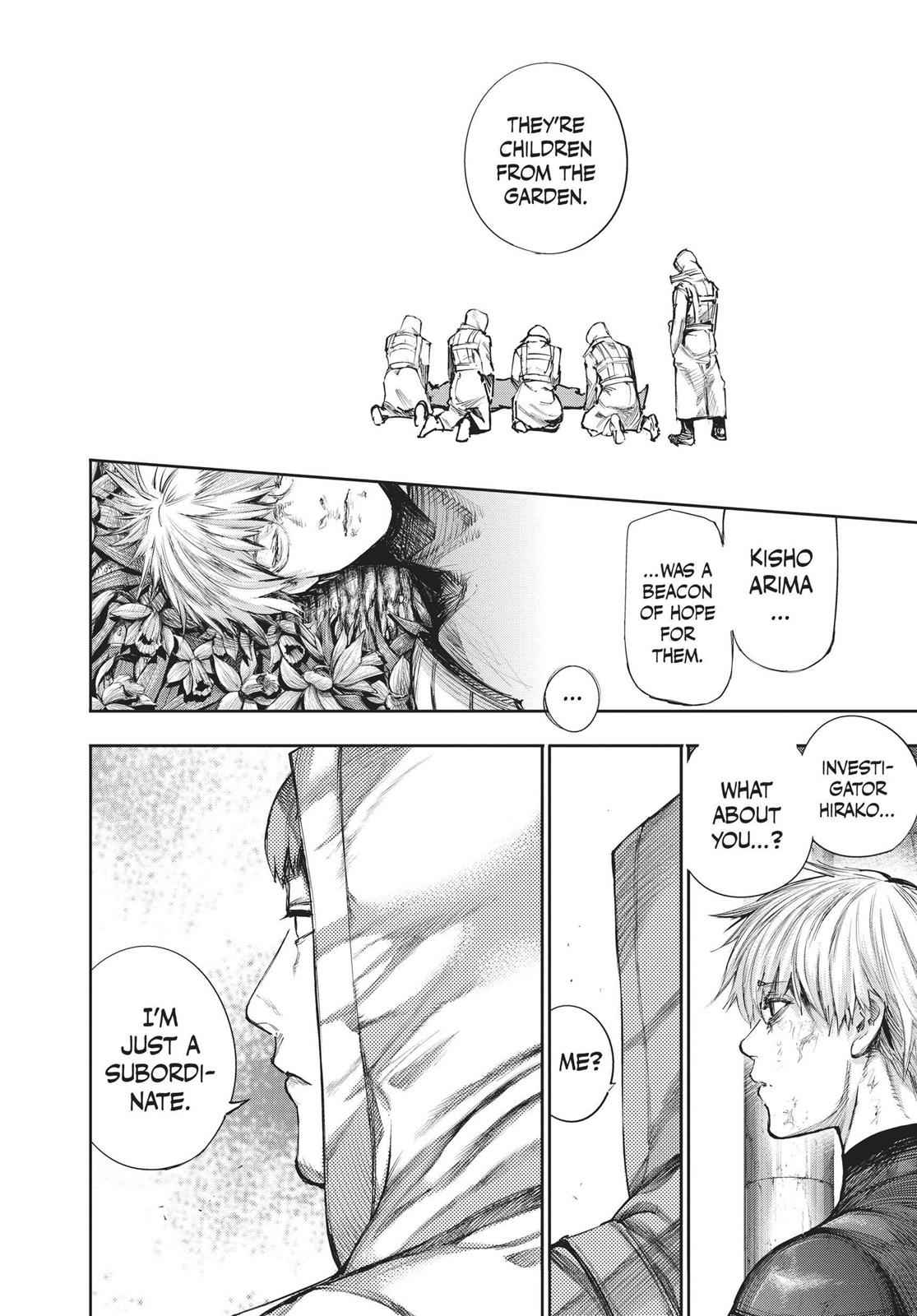 Tokyo Ghoul:re Chapter 85 Page 4