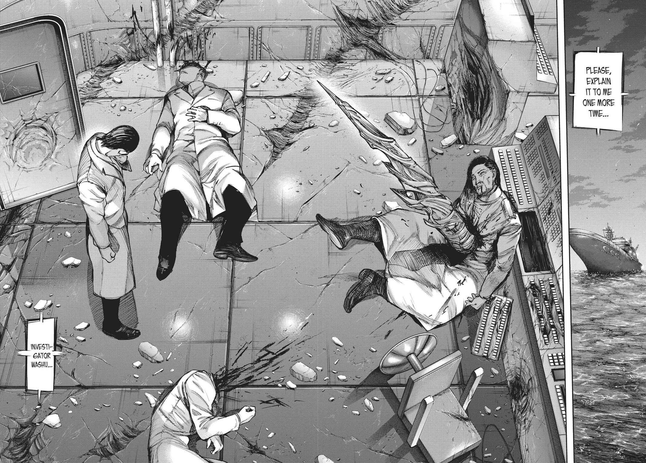 Tokyo Ghoul:re Chapter 85 Page 6