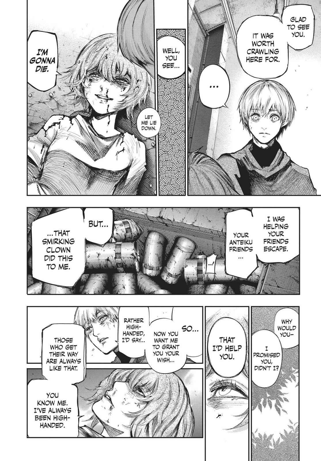 Tokyo Ghoul:re Chapter 86 Page 2