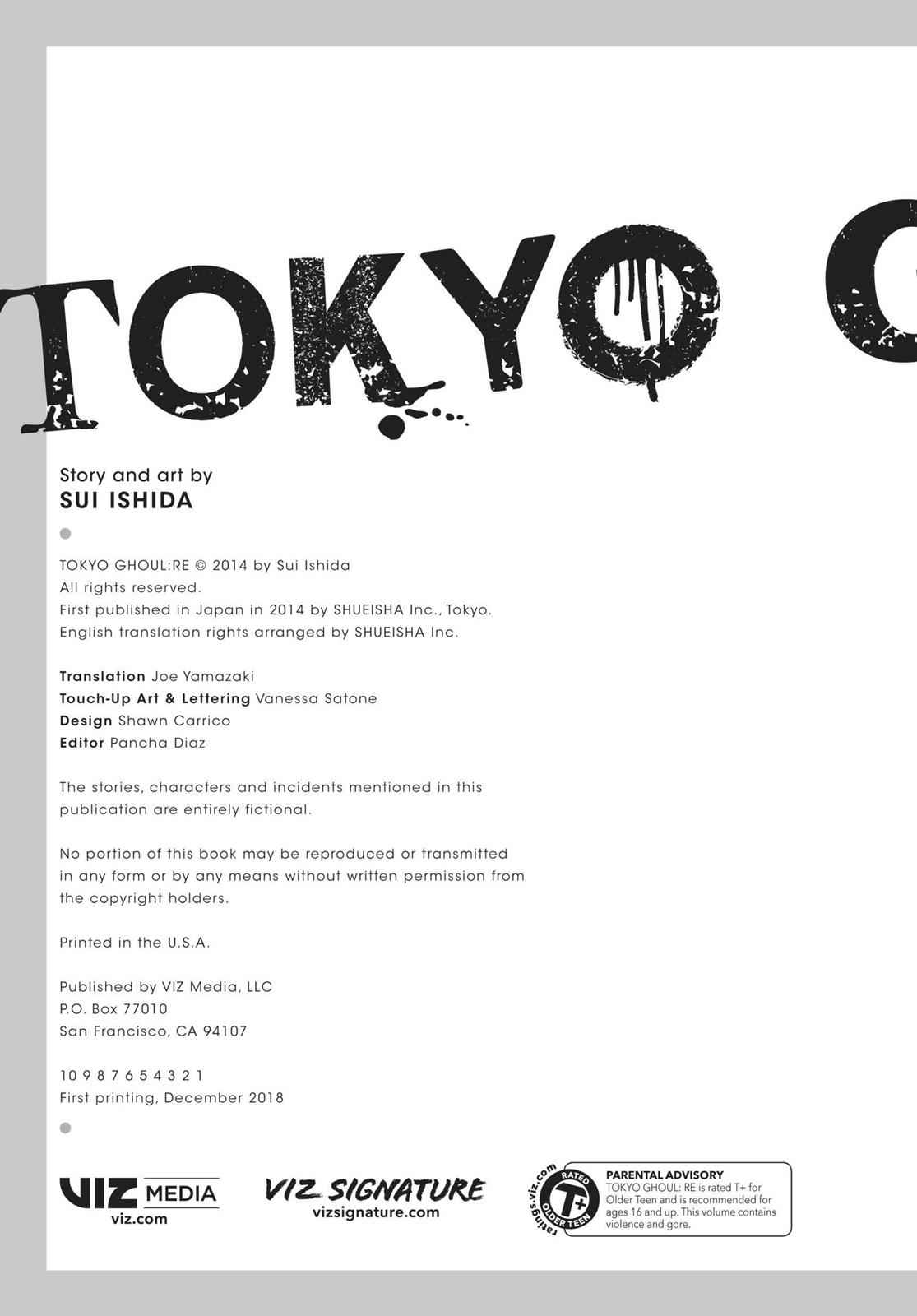 Tokyo Ghoul:re Chapter 86 Page 26