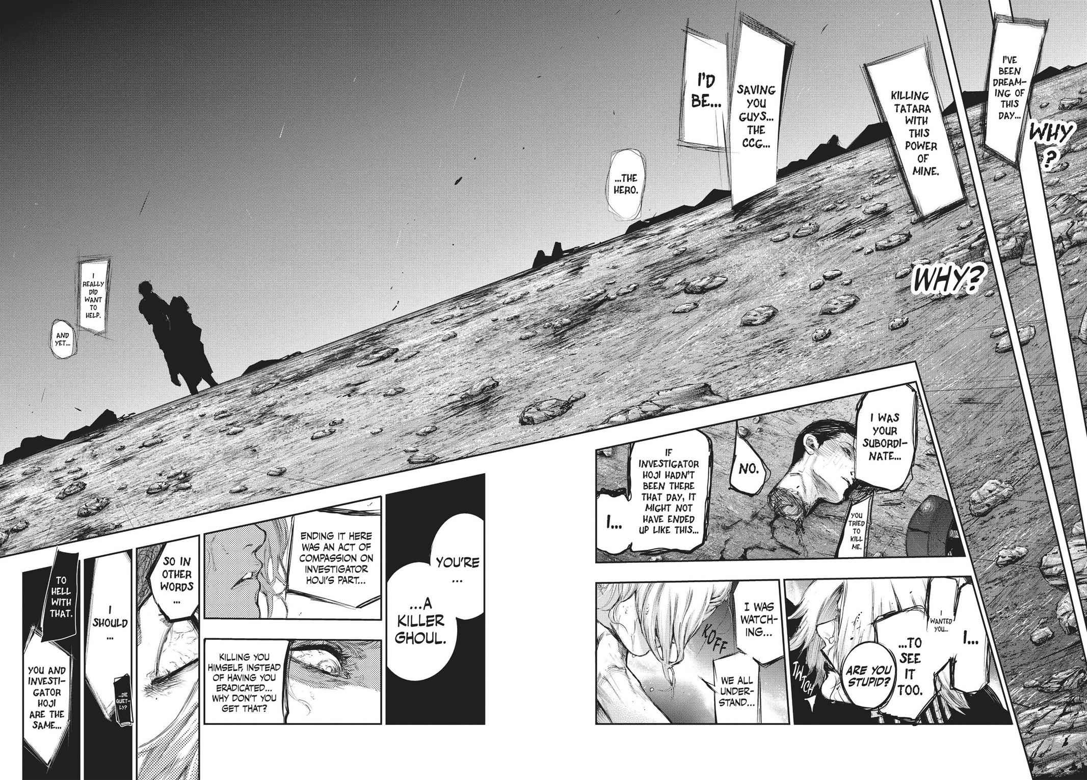 Tokyo Ghoul:re Chapter 89 Page 16