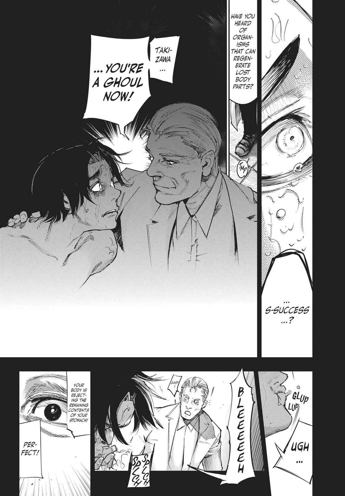 Tokyo Ghoul:re Chapter 90 Page 7