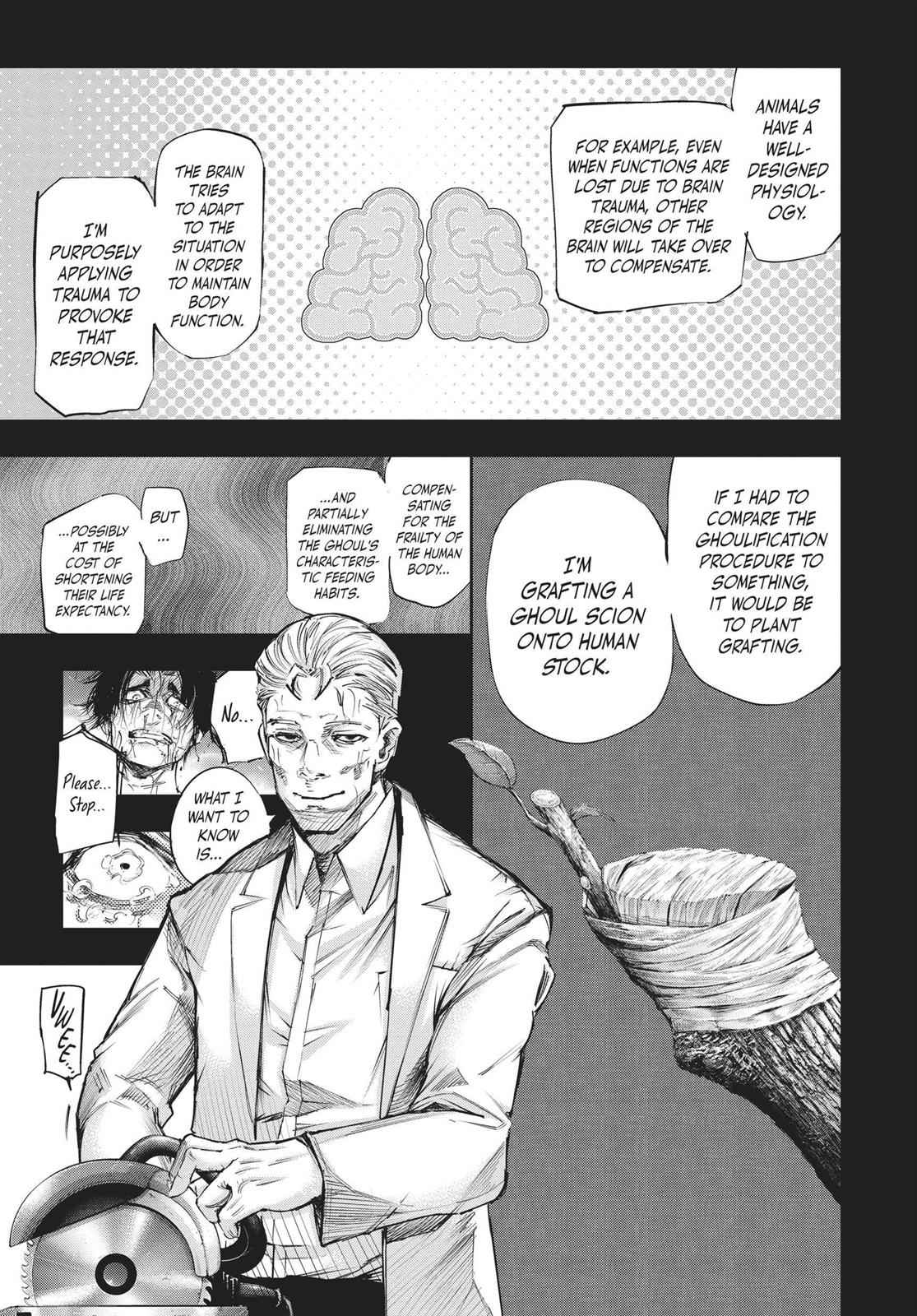 Tokyo Ghoul:re Chapter 90 Page 9