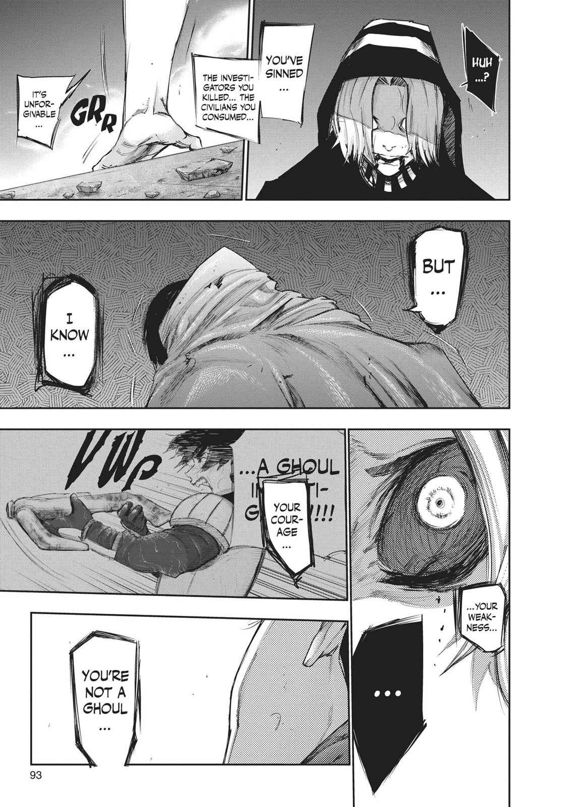 Tokyo Ghoul:re Chapter 91 Page 13