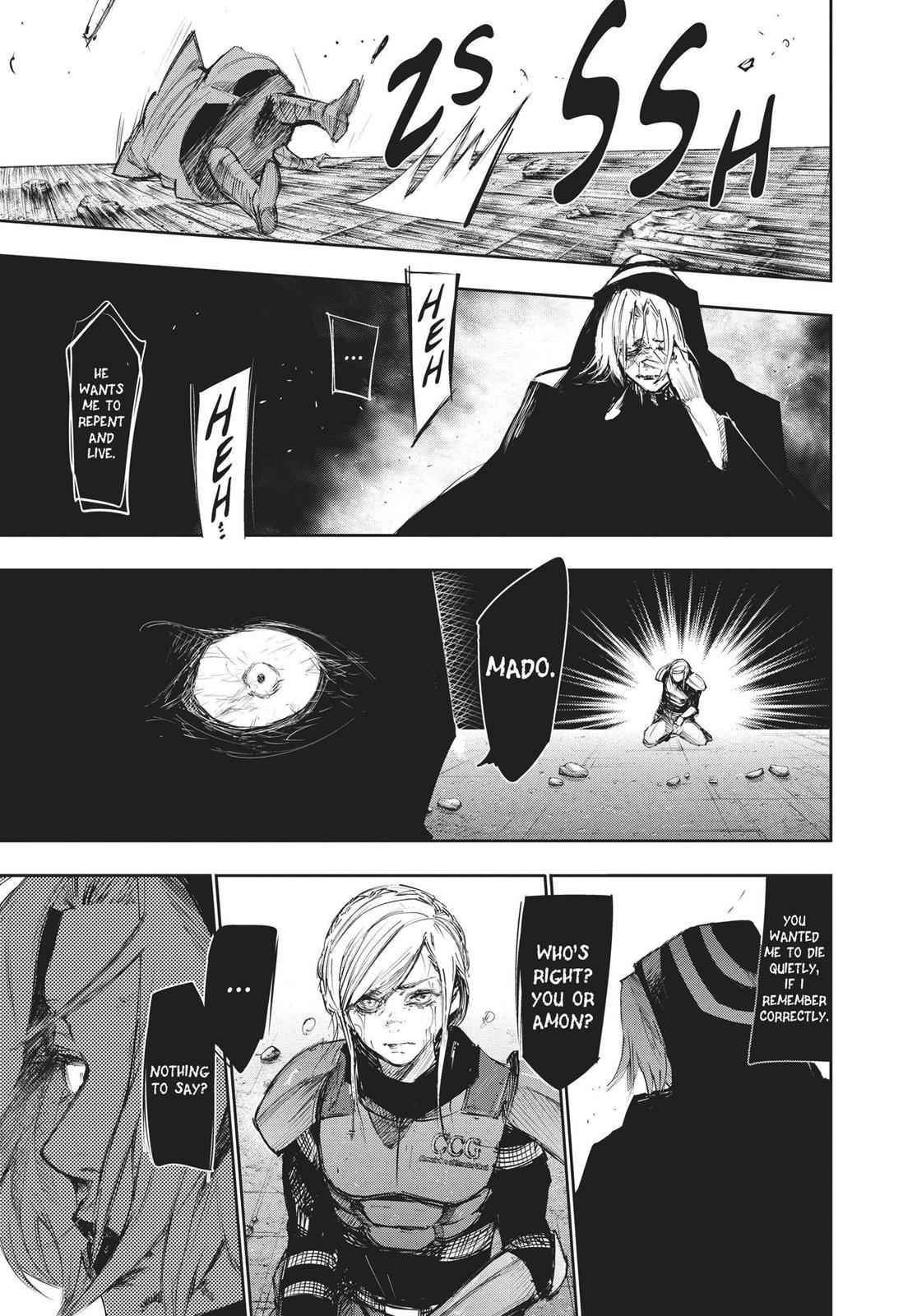 Tokyo Ghoul:re Chapter 91 Page 17