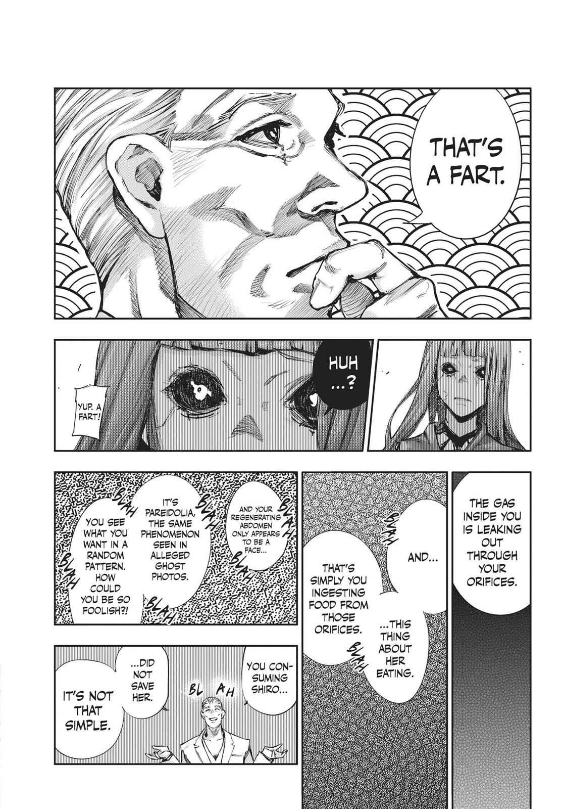 Tokyo Ghoul:re Chapter 91 Page 4