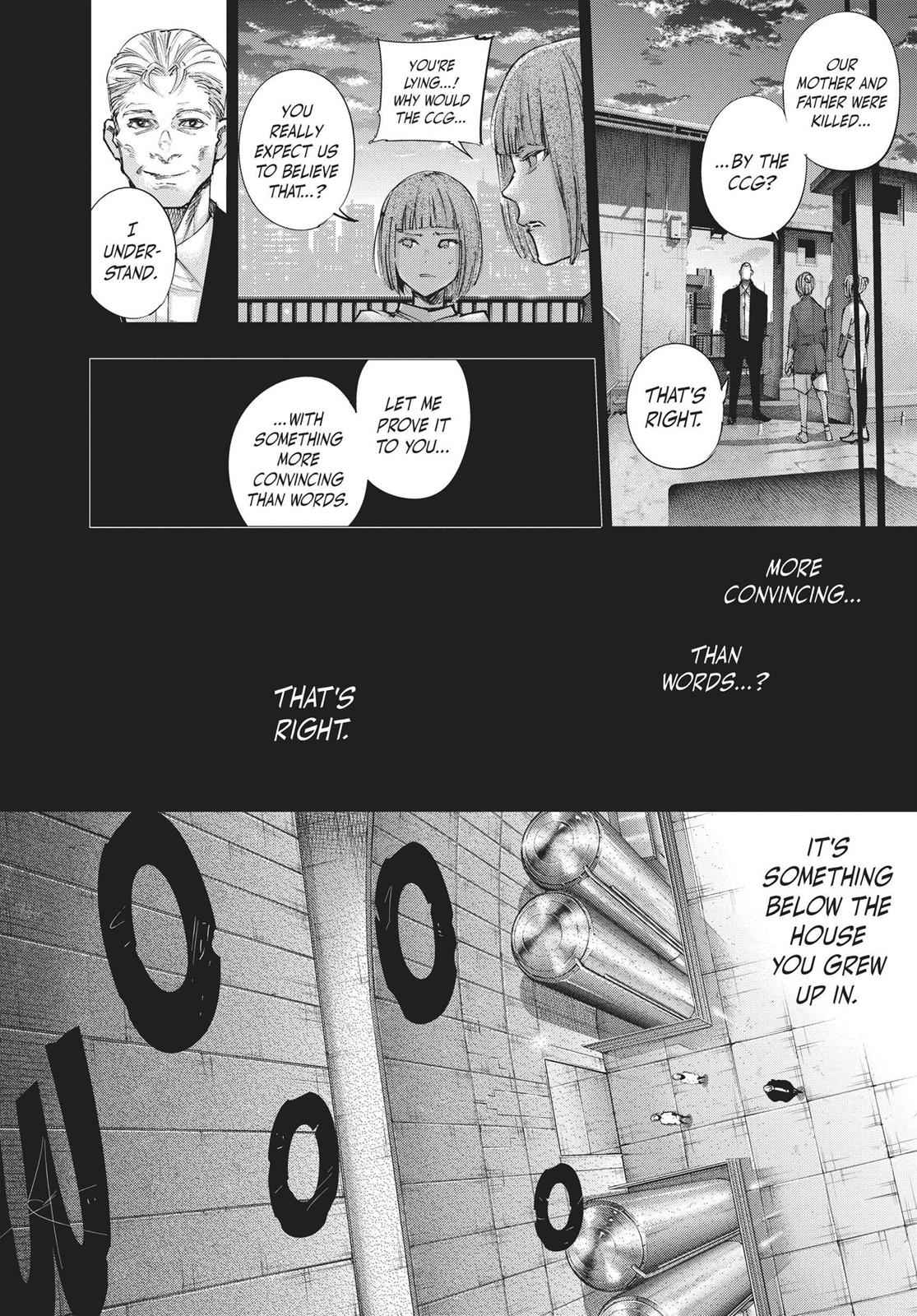 Tokyo Ghoul:re Chapter 93 Page 10