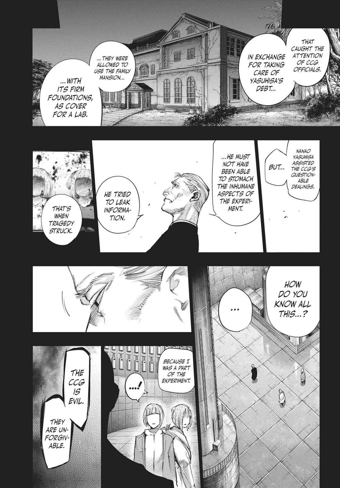Tokyo Ghoul:re Chapter 93 Page 12