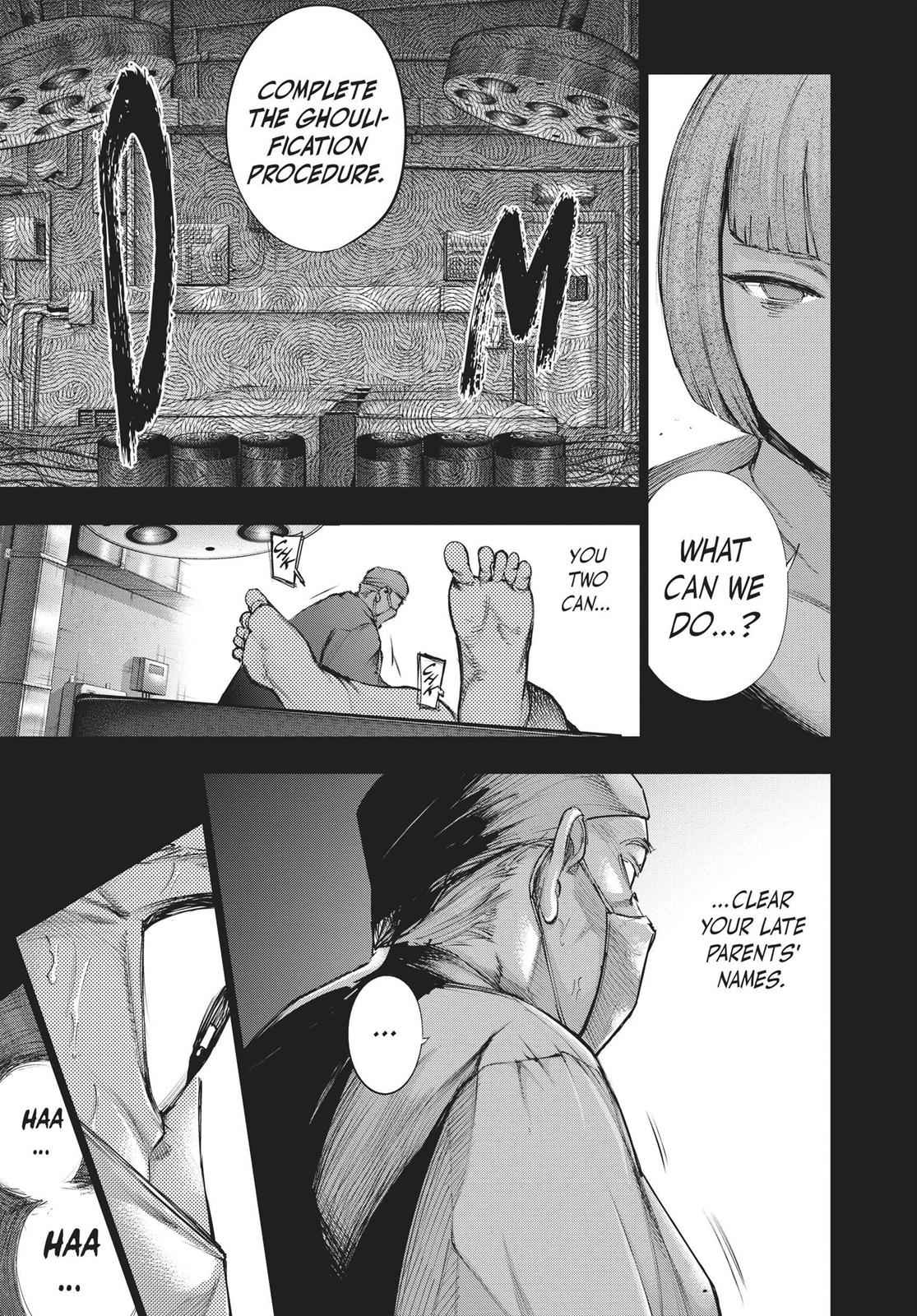 Tokyo Ghoul:re Chapter 93 Page 13