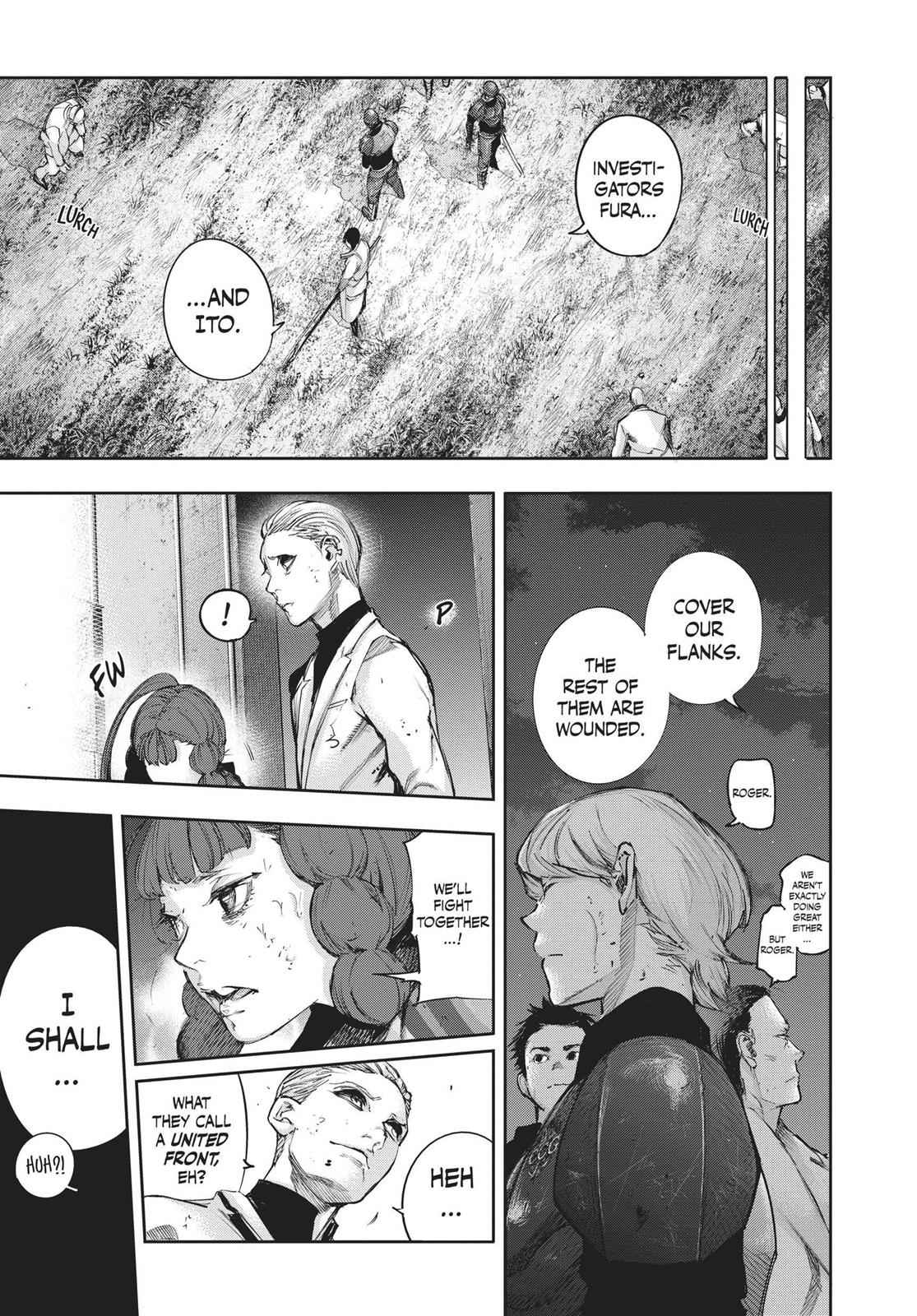 Tokyo Ghoul:re Chapter 93 Page 17