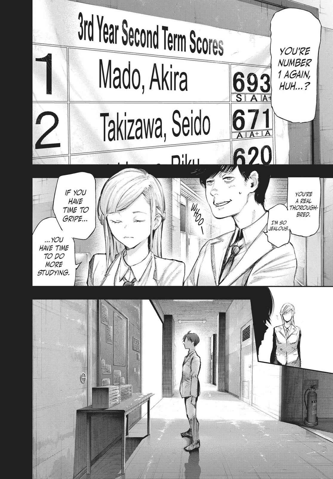 Tokyo Ghoul:re Chapter 95 Page 2