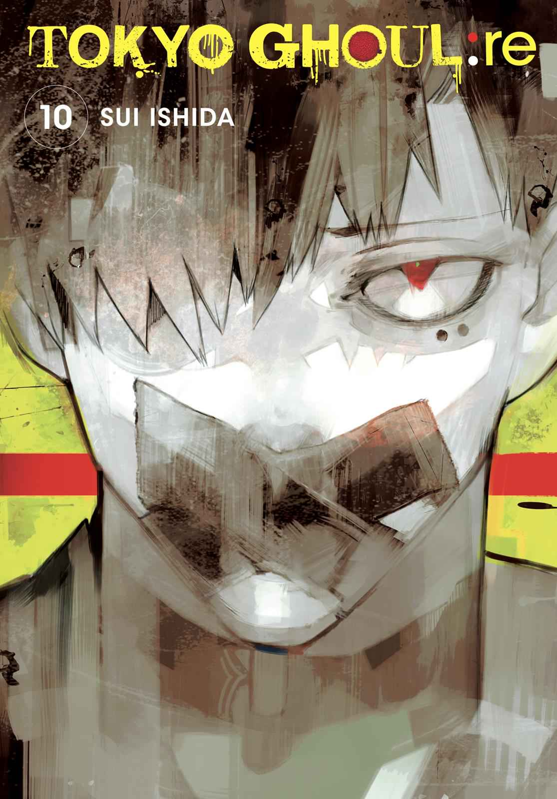 Tokyo Ghoul:re Chapter 99 Page 1