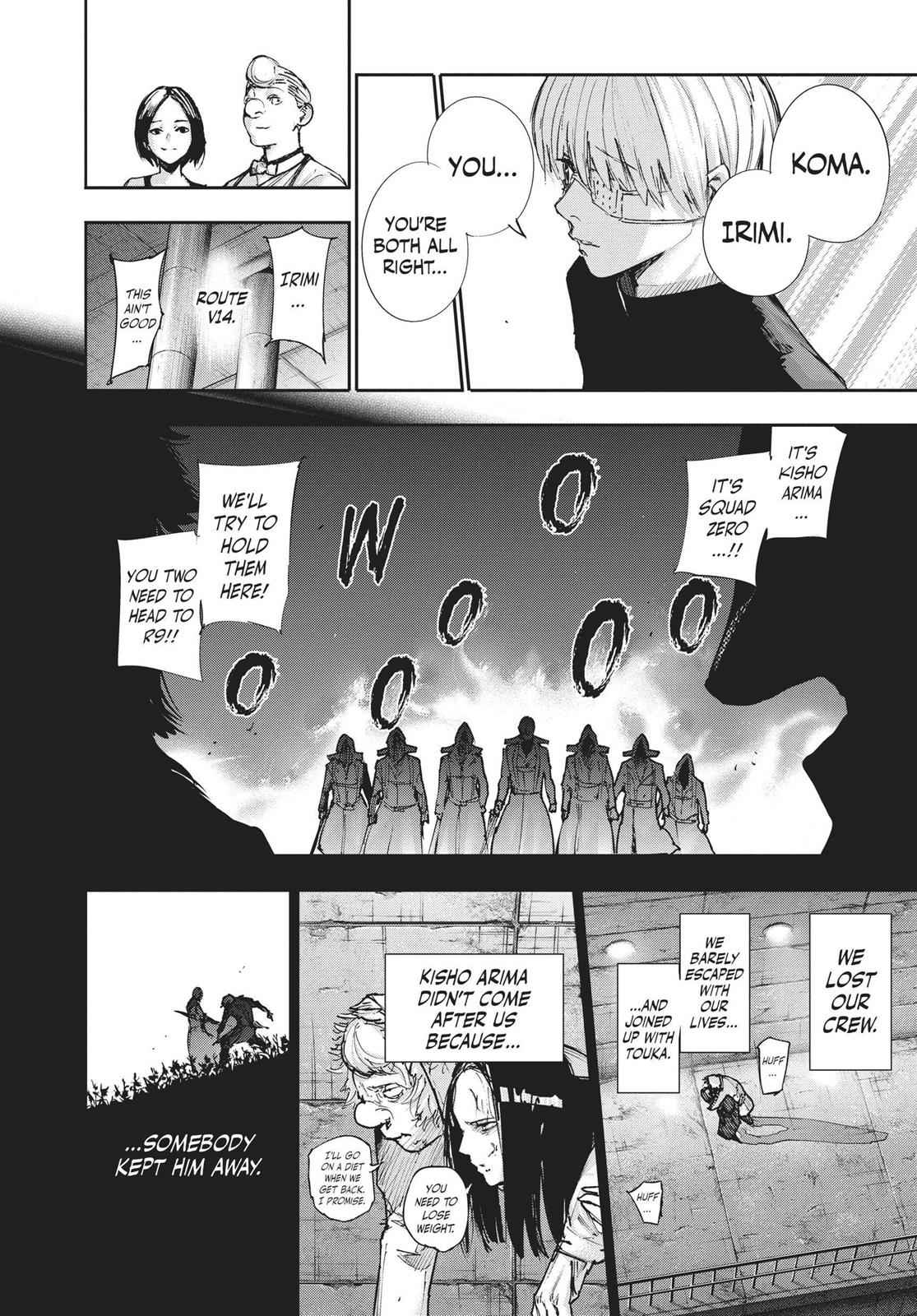 Tokyo Ghoul:re Chapter 99 Page 13