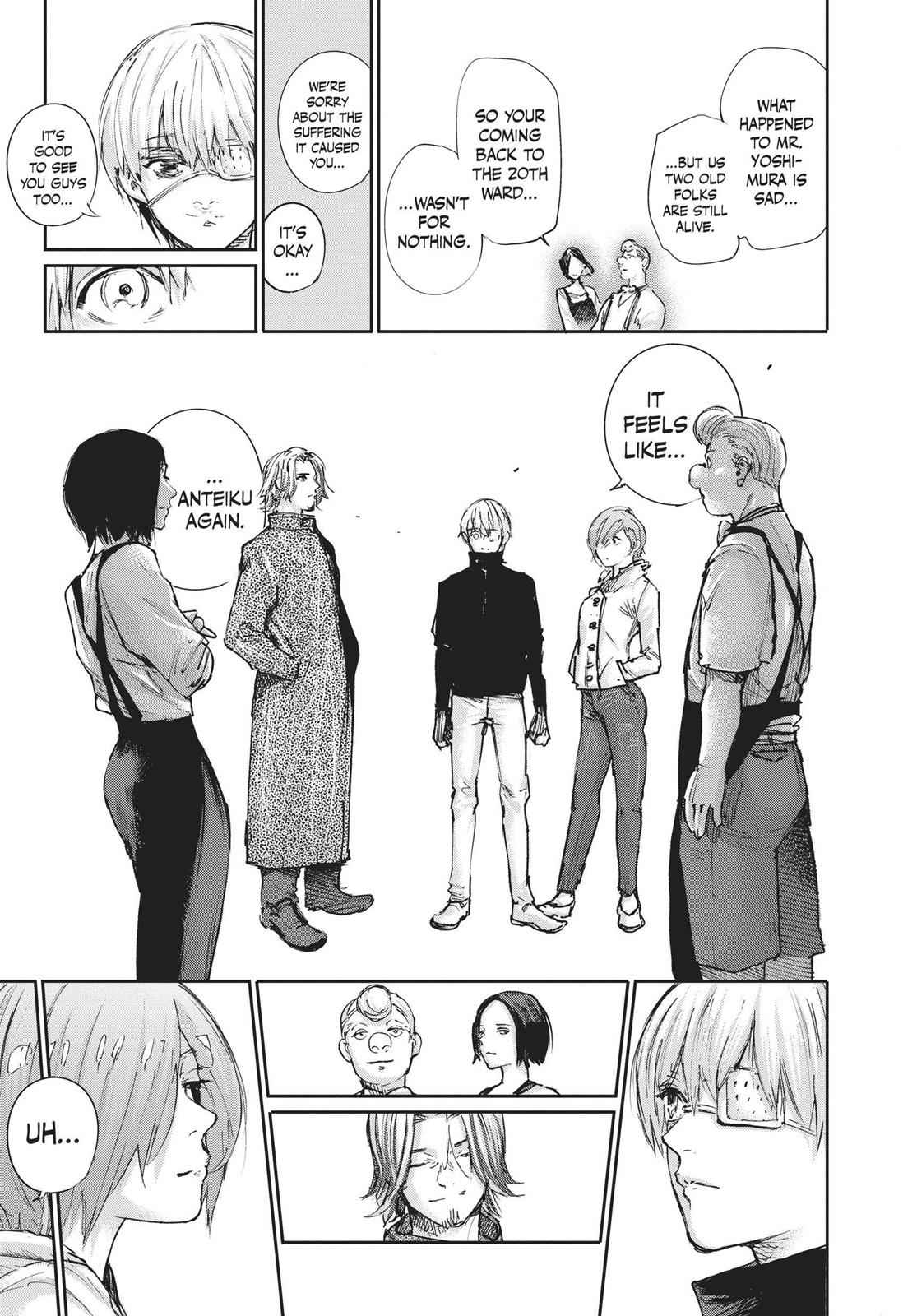 Tokyo Ghoul:re Chapter 99 Page 14