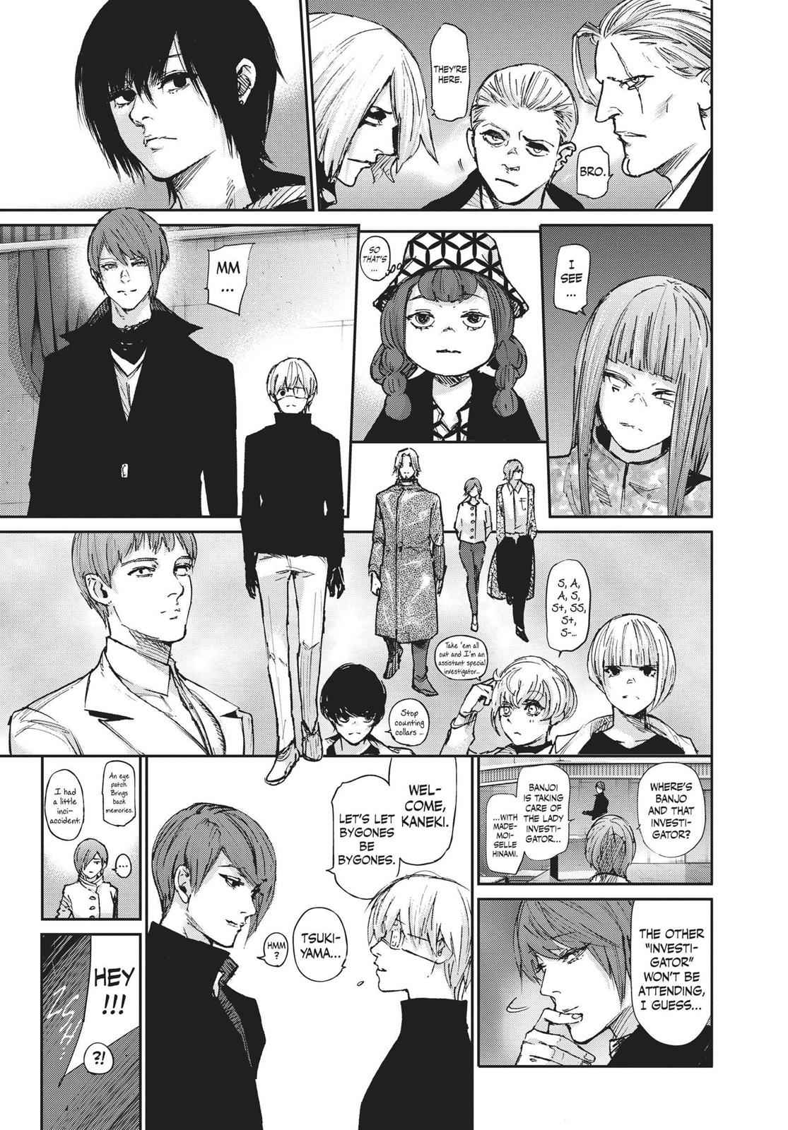 Tokyo Ghoul:re Chapter 99 Page 16