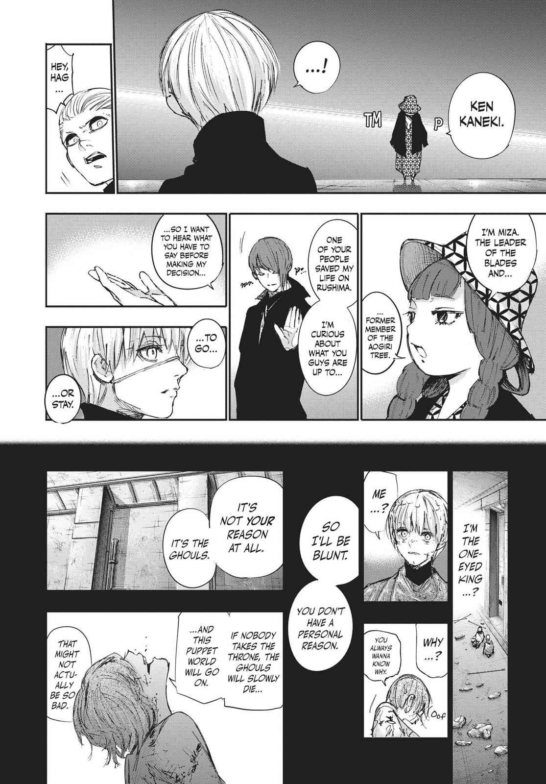 Tokyo Ghoul:re Chapter 99 Page 19