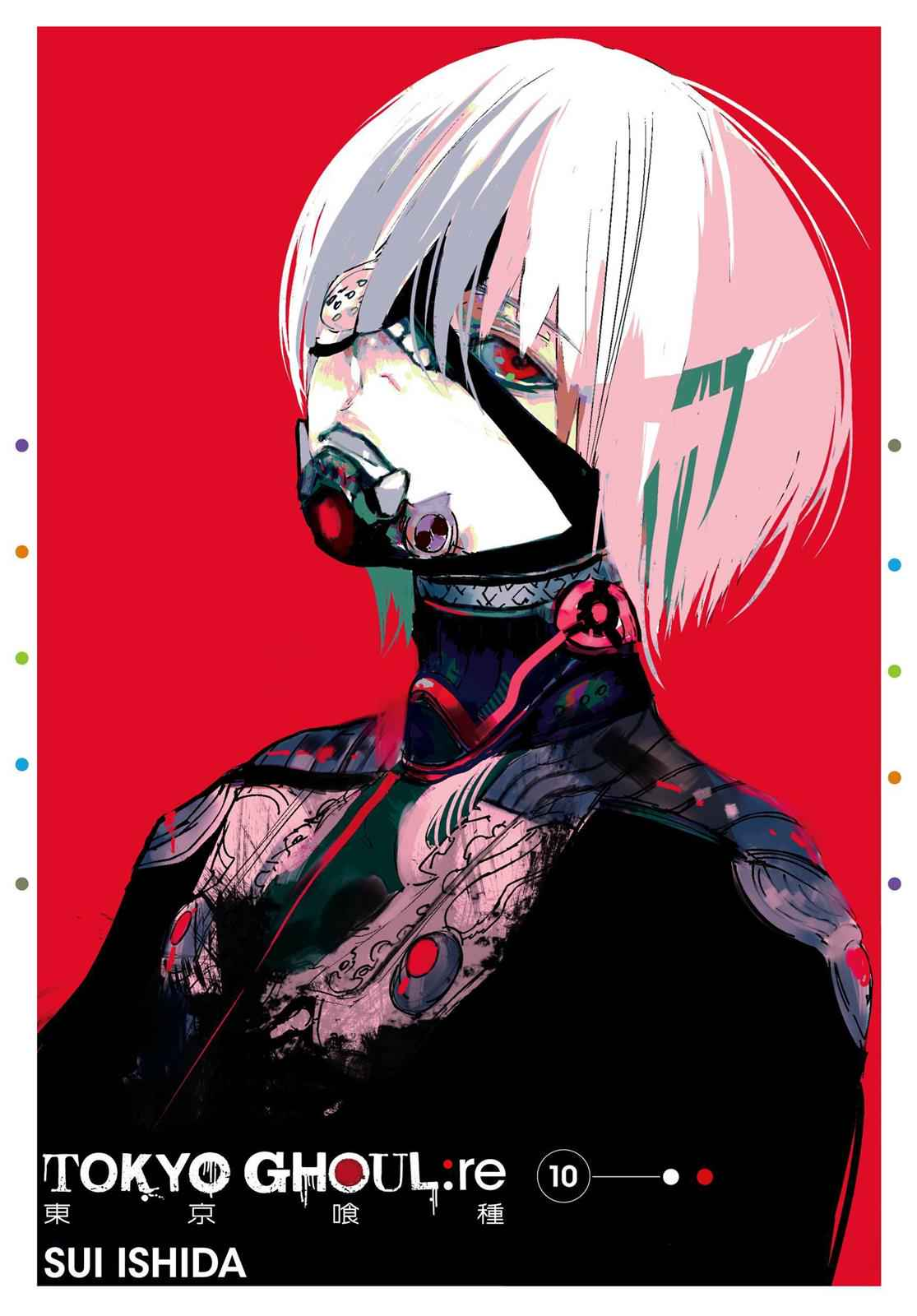 Tokyo Ghoul:re Chapter 99 Page 2