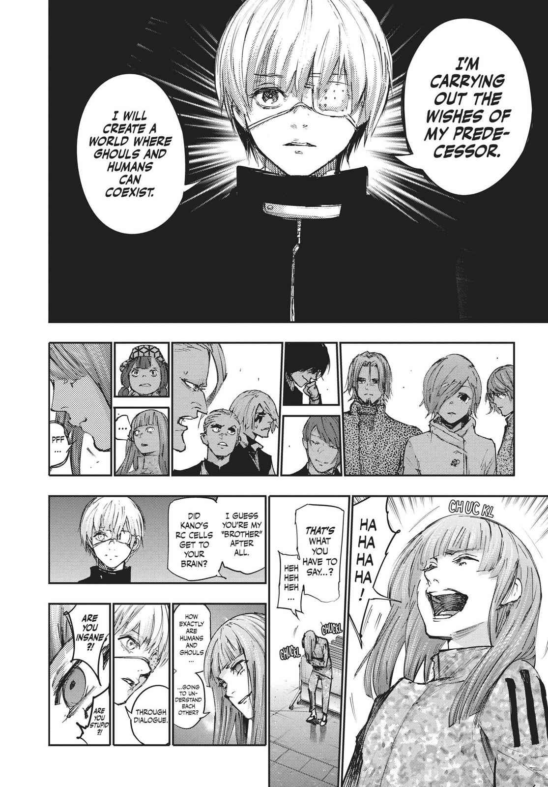 Tokyo Ghoul:re Chapter 99 Page 21