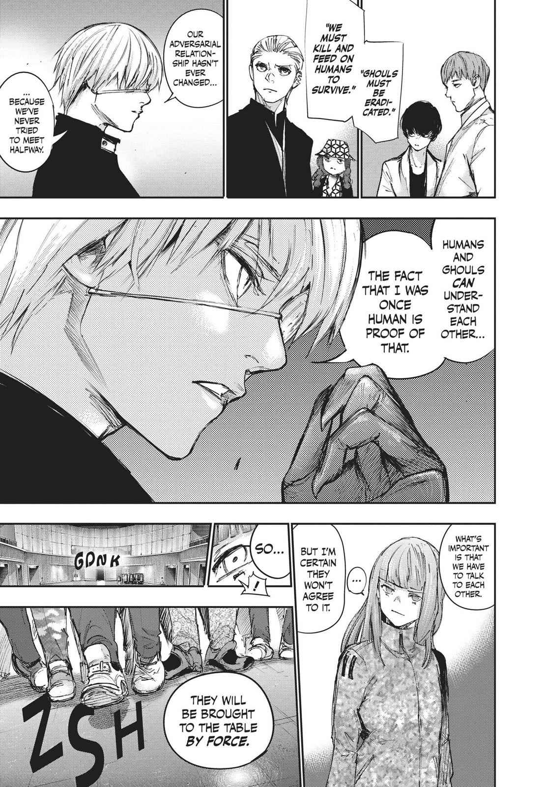 Tokyo Ghoul:re Chapter 99 Page 22