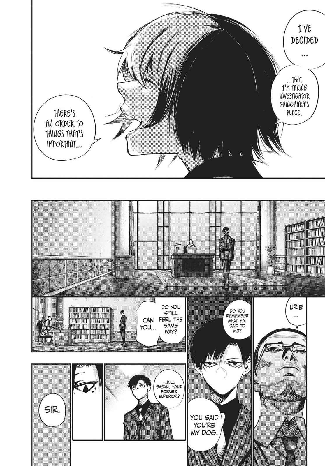 Tokyo Ghoul:re Chapter 100 Page 10