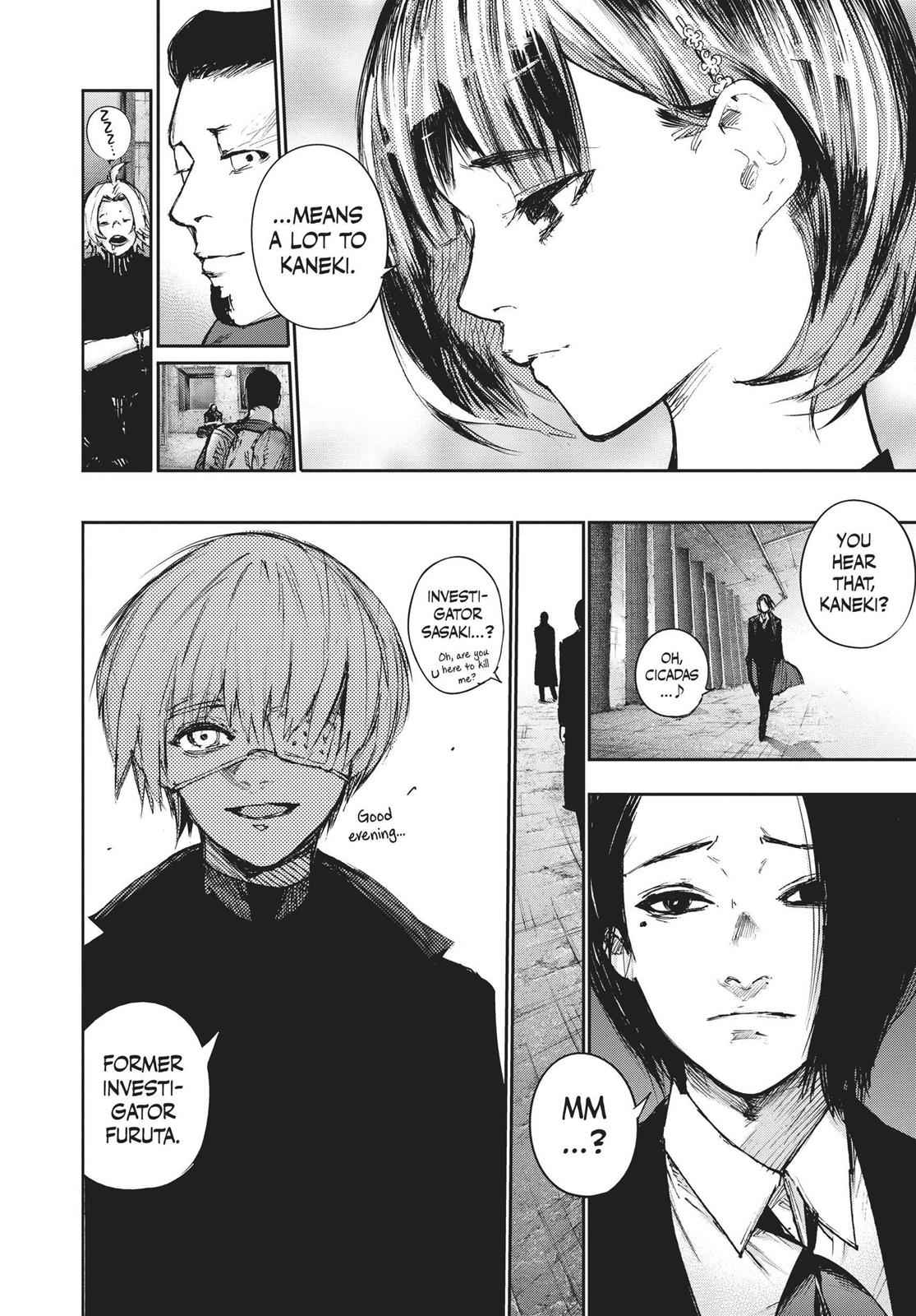 Tokyo Ghoul:re Chapter 100 Page 18