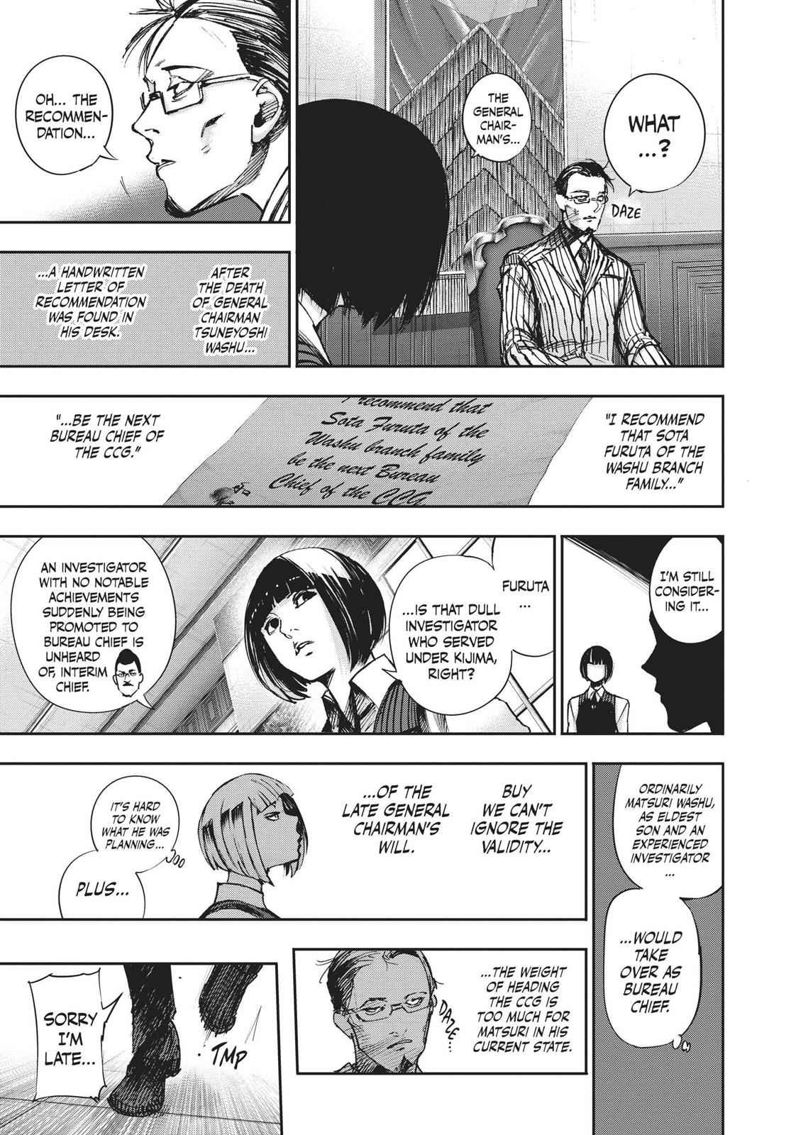 Tokyo Ghoul:re Chapter 100 Page 3
