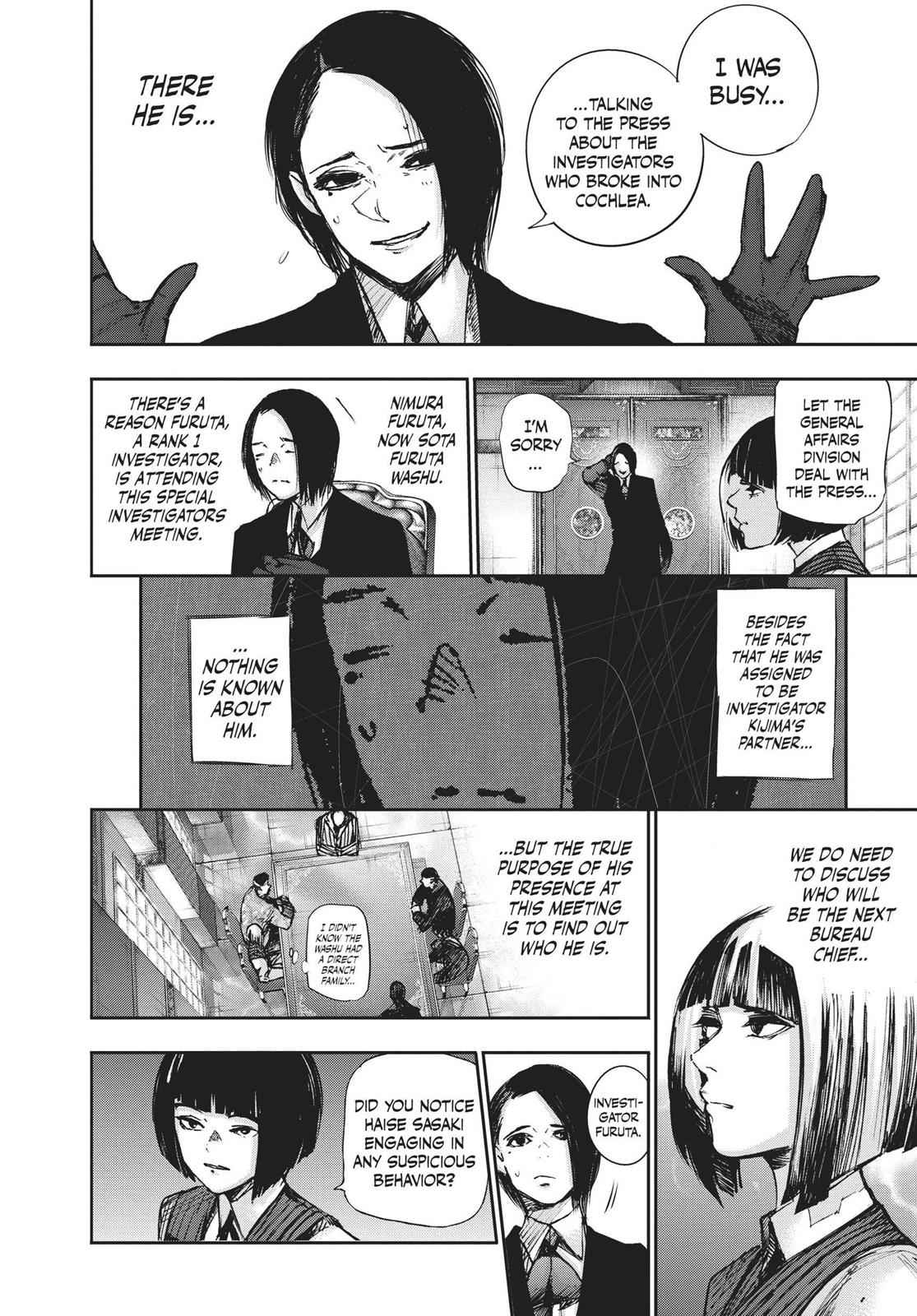 Tokyo Ghoul:re Chapter 100 Page 4