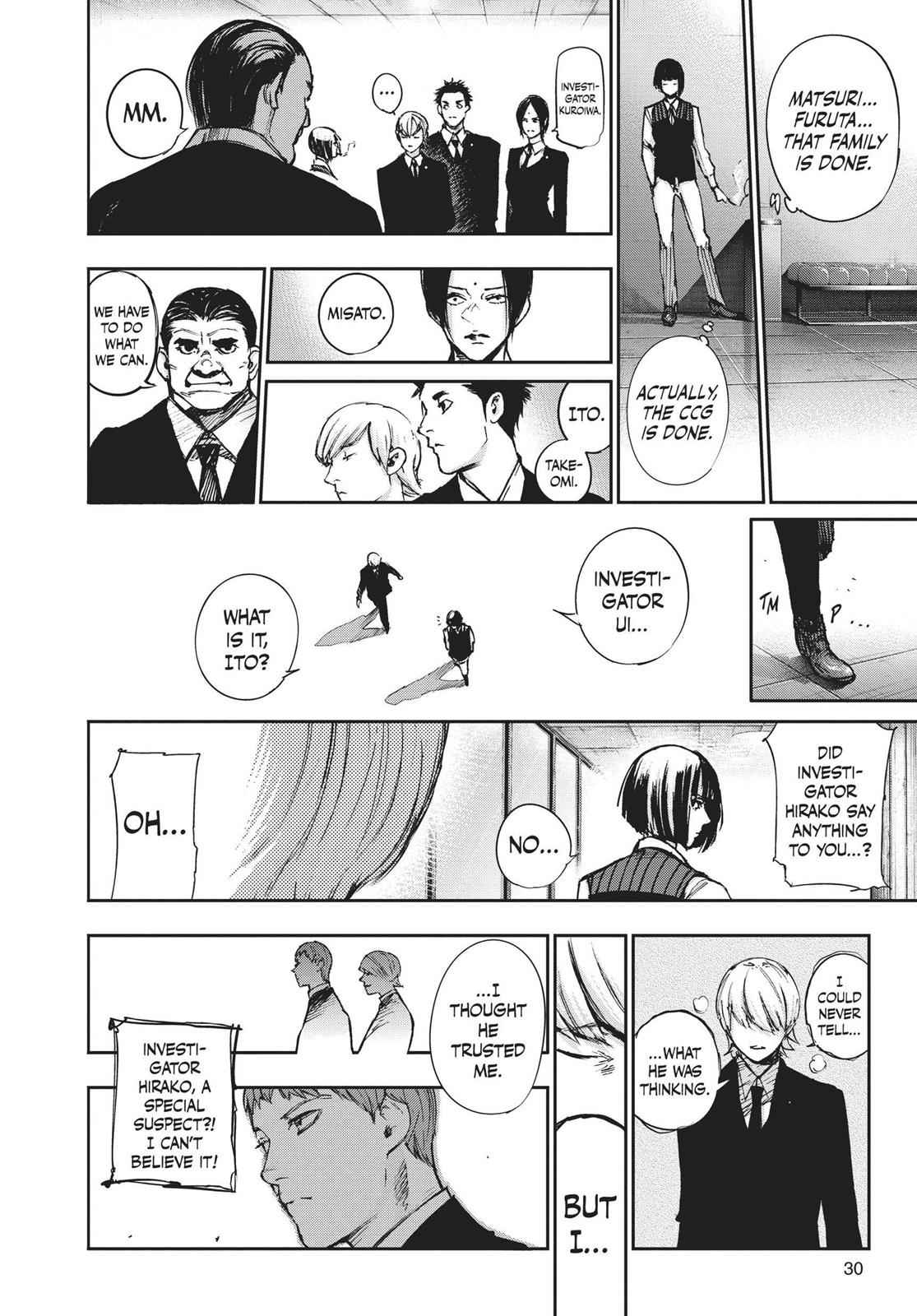Tokyo Ghoul:re Chapter 100 Page 6
