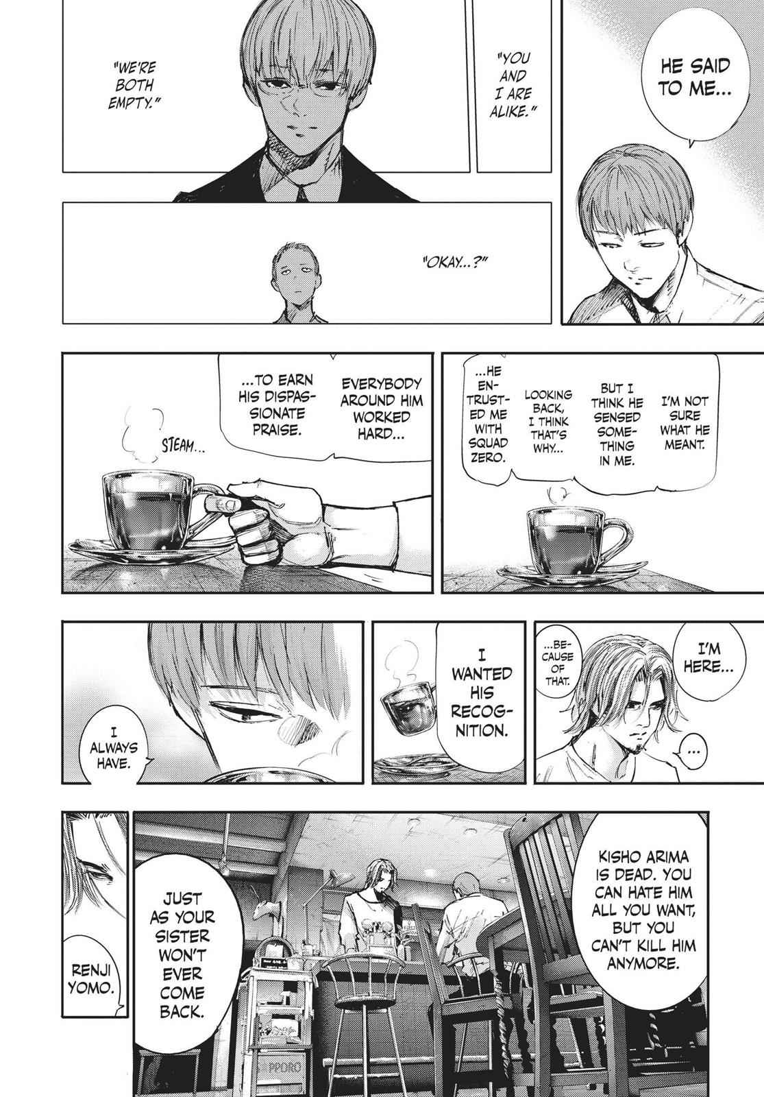Tokyo Ghoul:re Chapter 101 Page 10