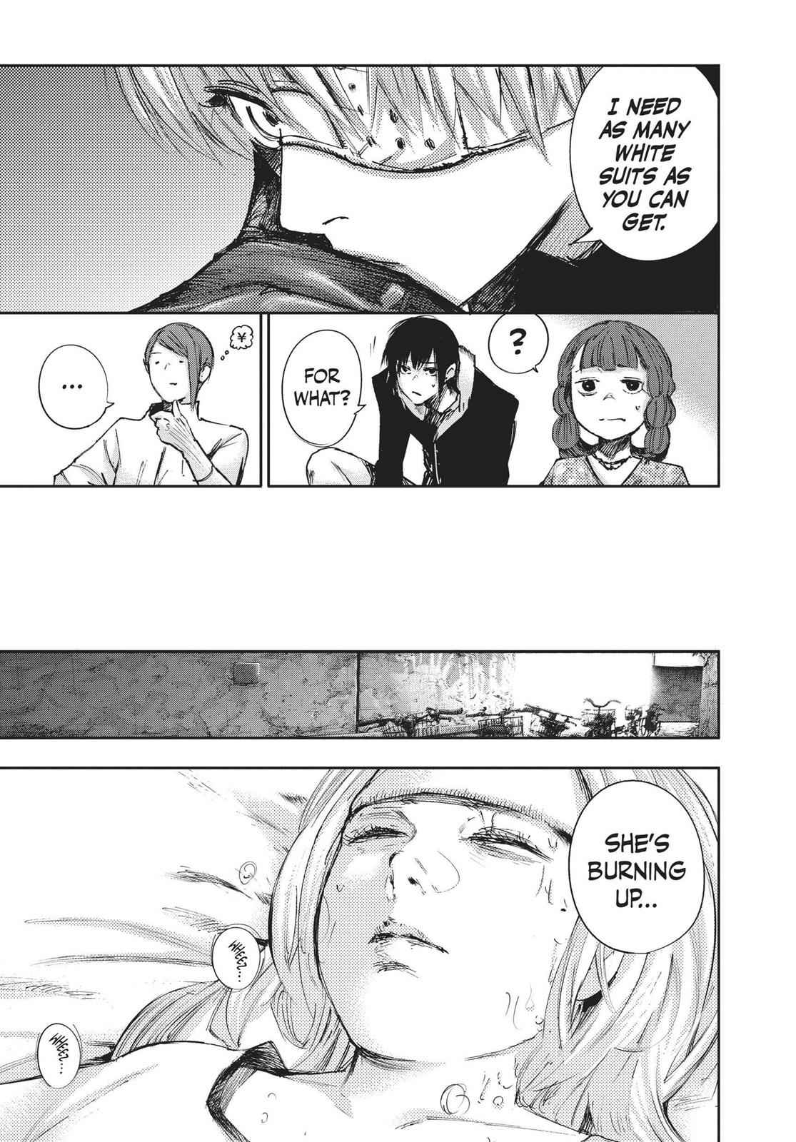 Tokyo Ghoul:re Chapter 101 Page 16