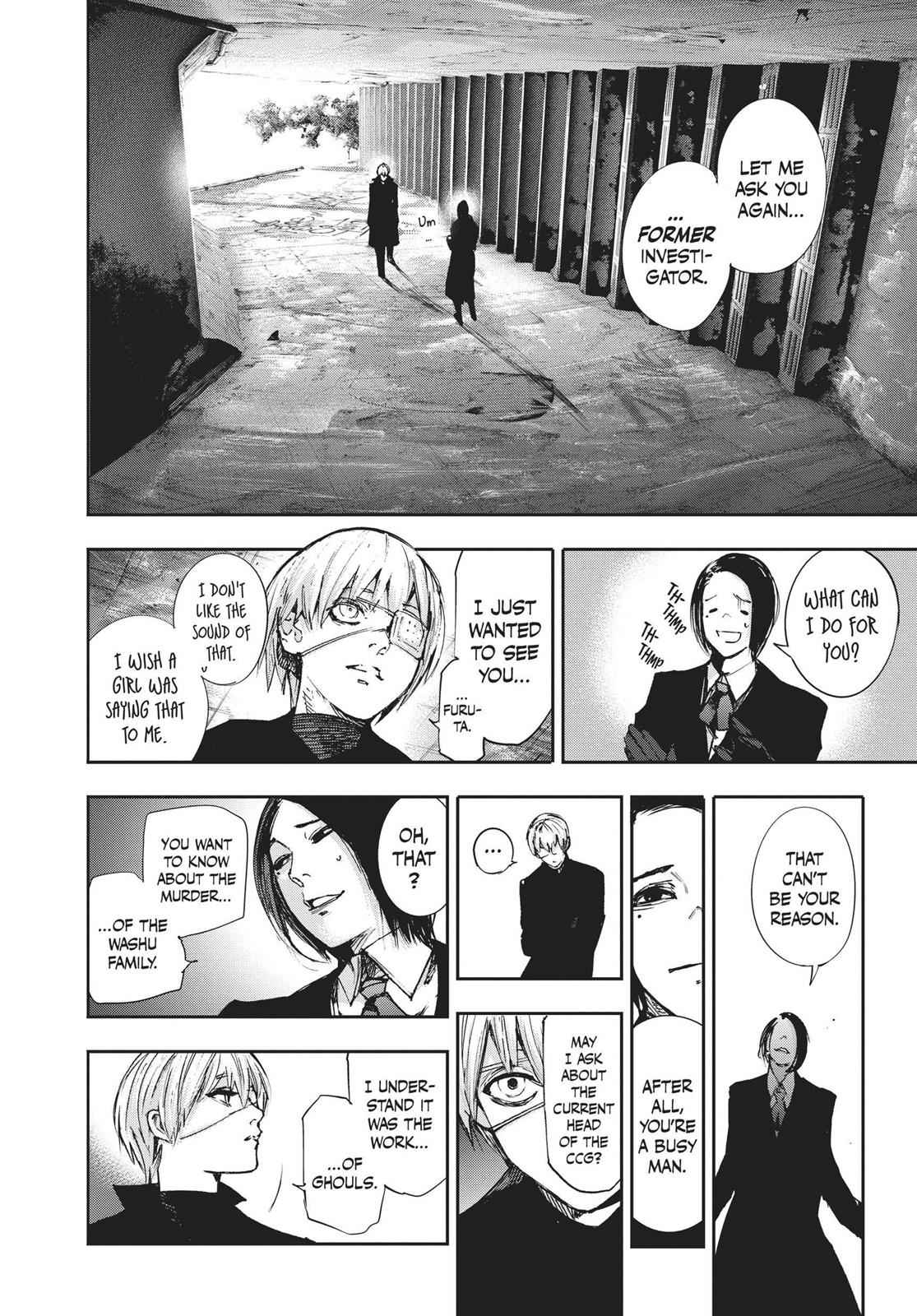 Tokyo Ghoul:re Chapter 101 Page 2