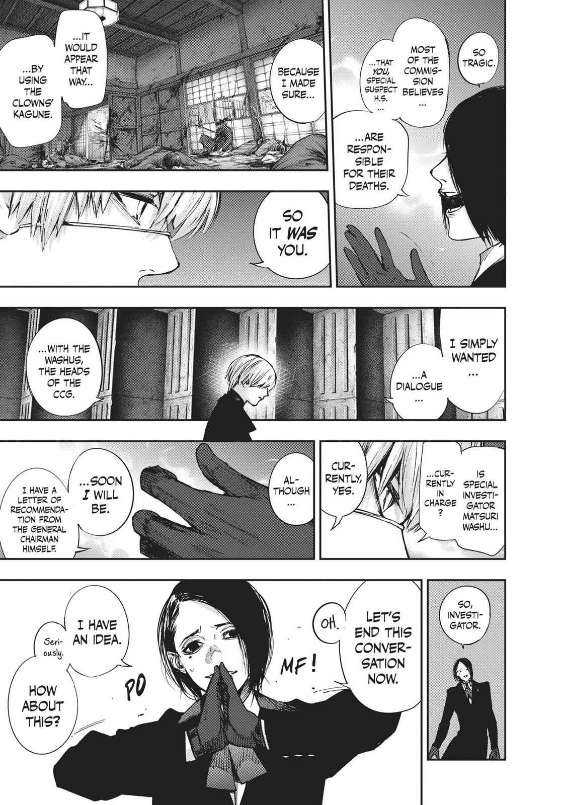 Tokyo Ghoul:re Chapter 101 Page 3