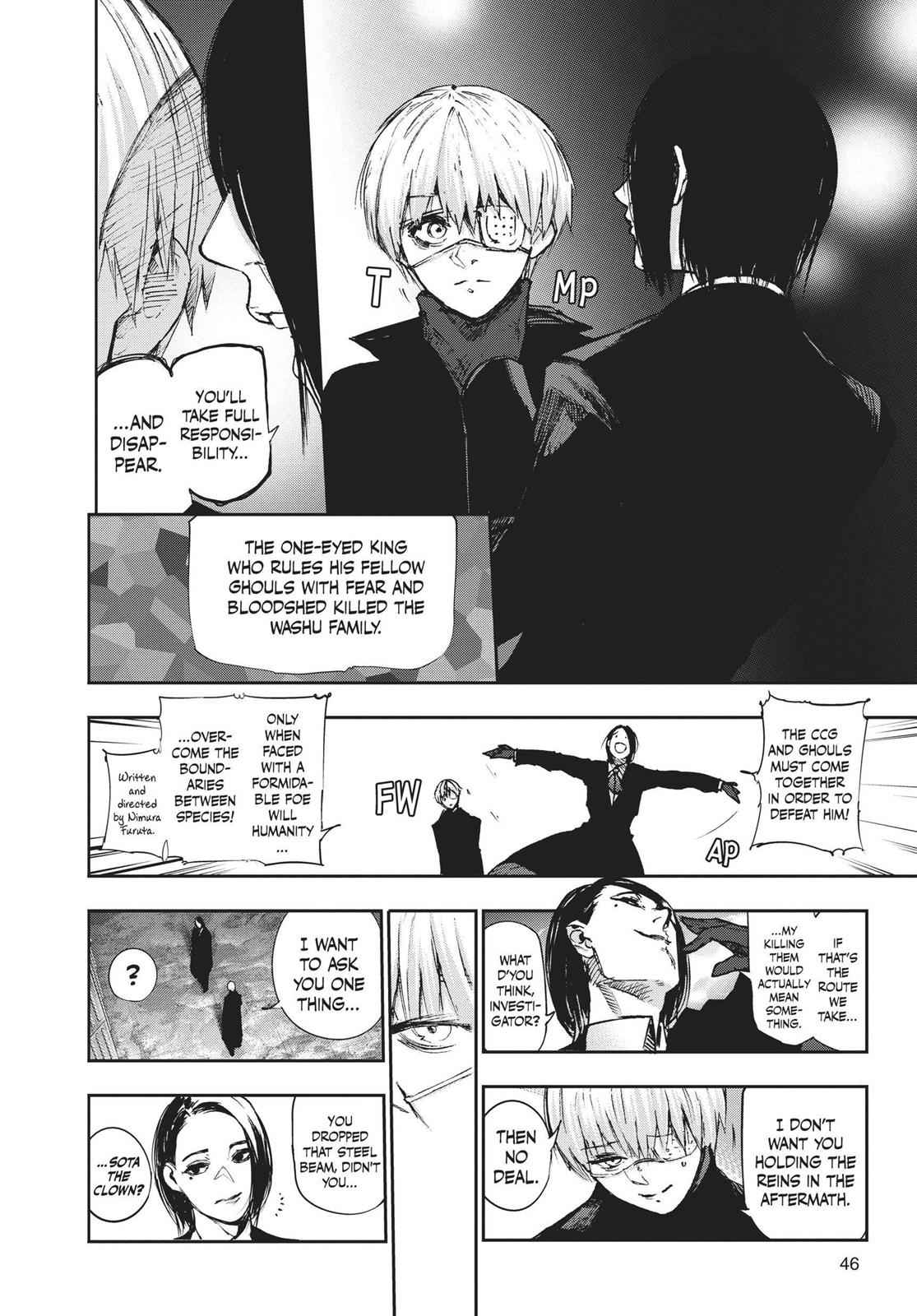 Tokyo Ghoul:re Chapter 101 Page 4