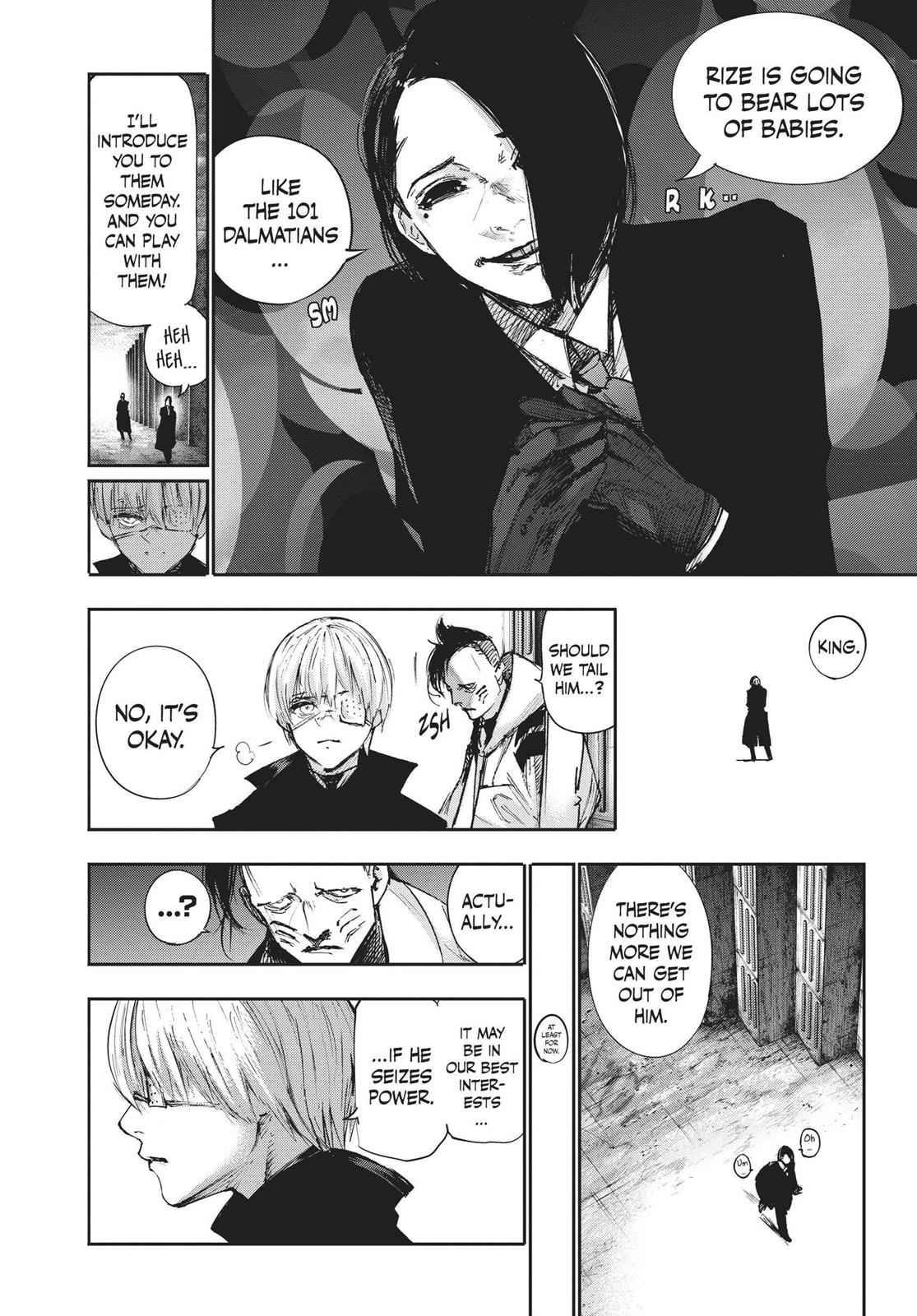 Tokyo Ghoul:re Chapter 101 Page 8