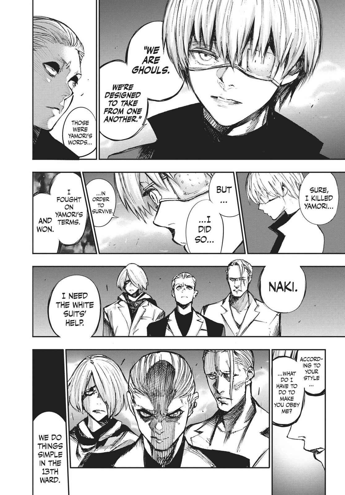 Tokyo Ghoul:re Chapter 102 Page 10