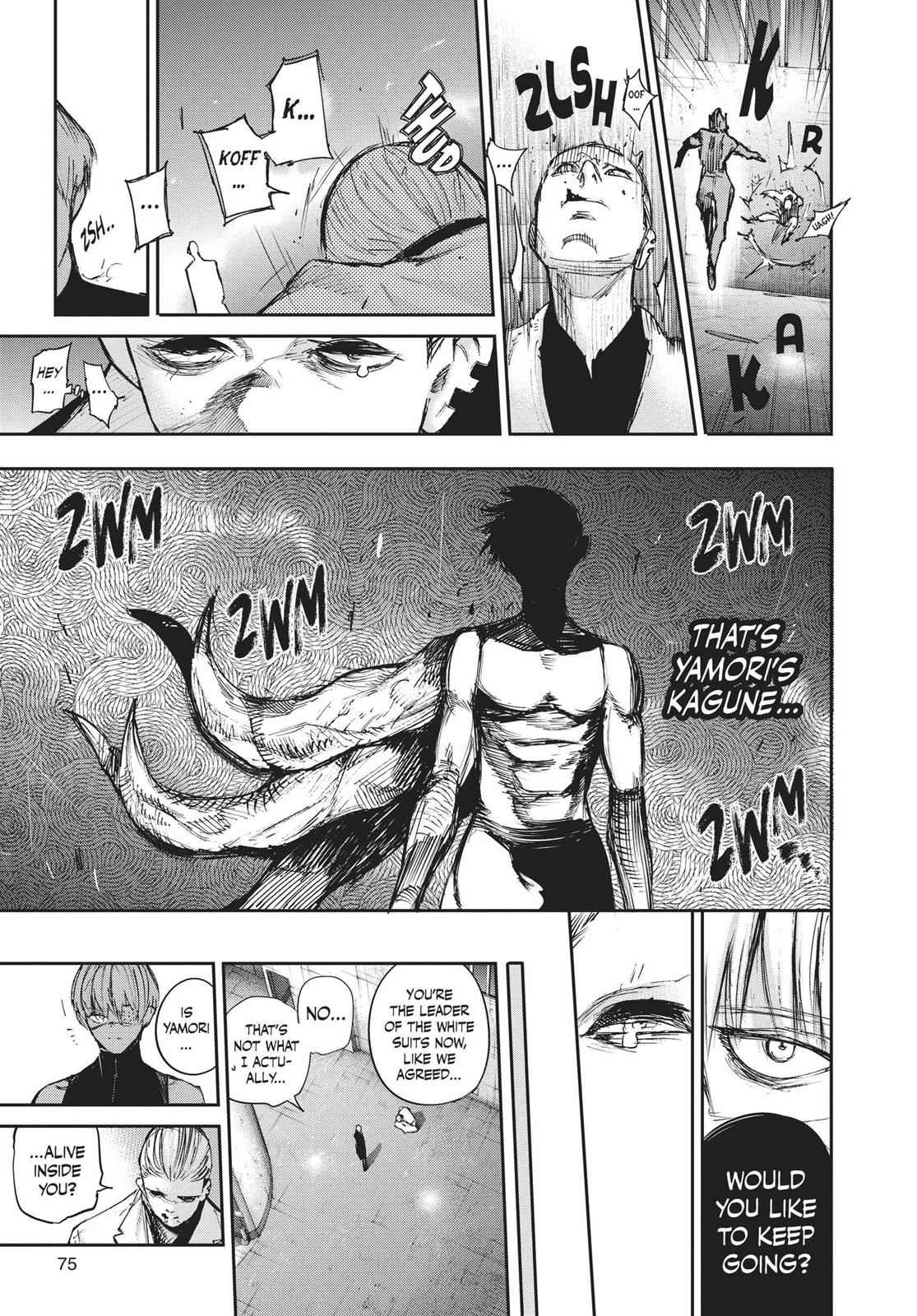 Tokyo Ghoul:re Chapter 102 Page 15