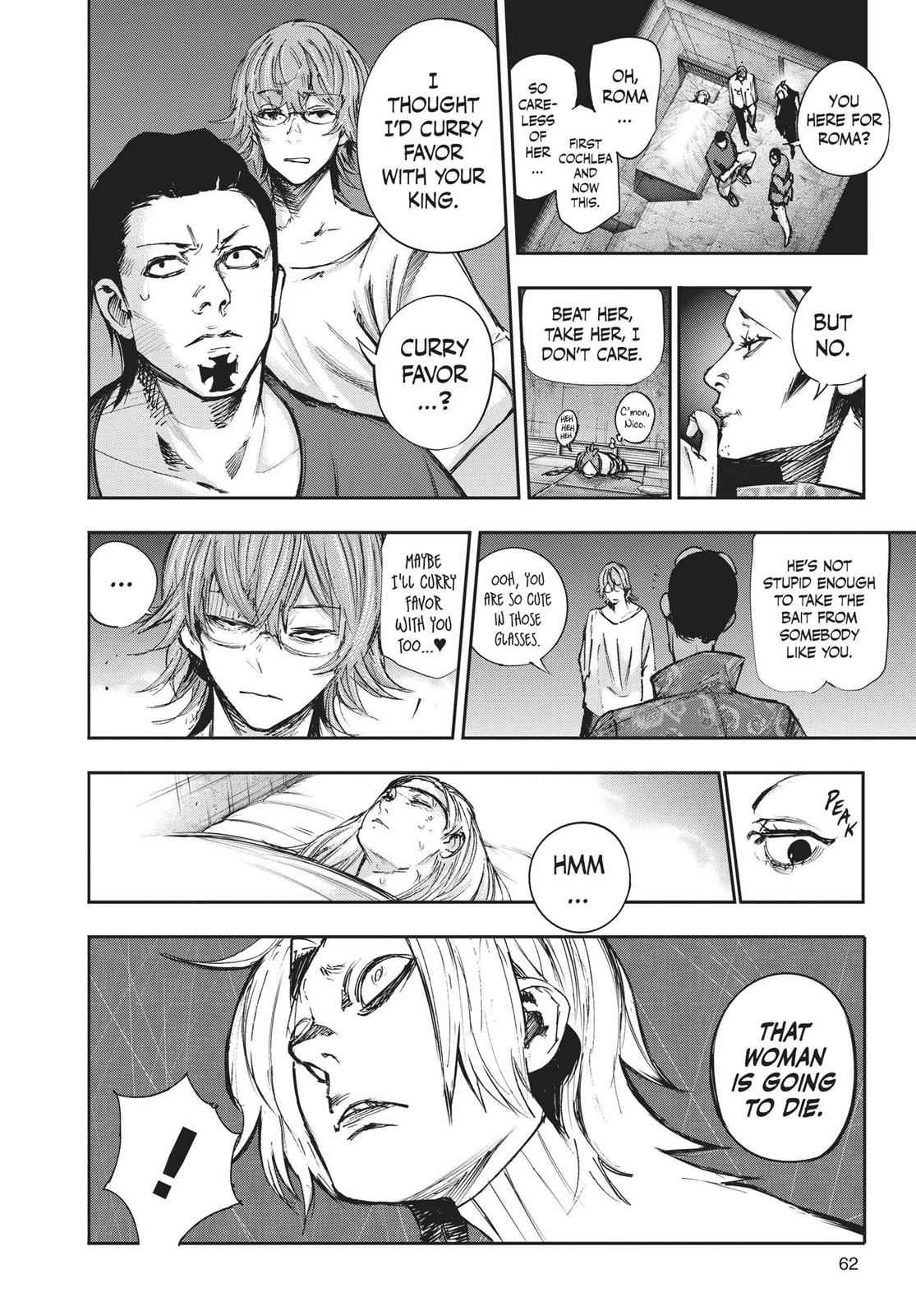Tokyo Ghoul:re Chapter 102 Page 2