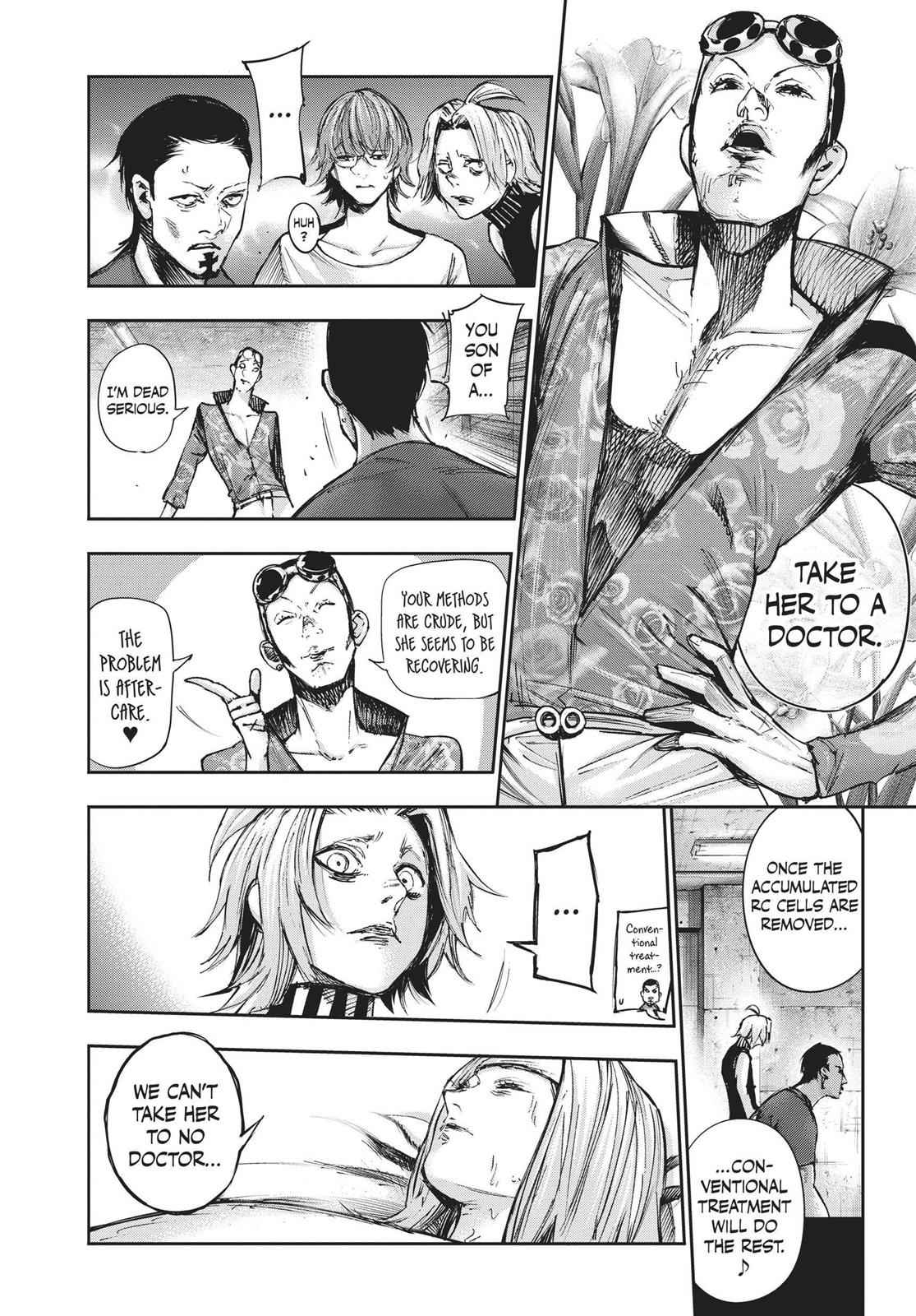 Tokyo Ghoul:re Chapter 102 Page 4