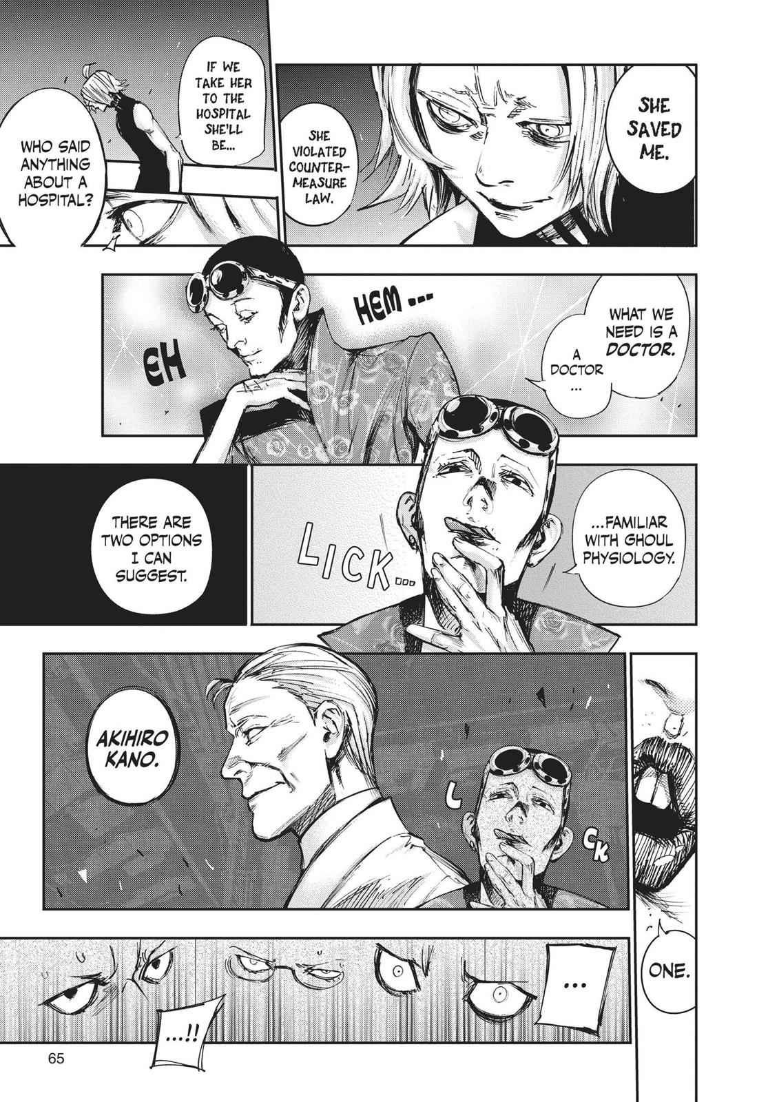 Tokyo Ghoul:re Chapter 102 Page 5