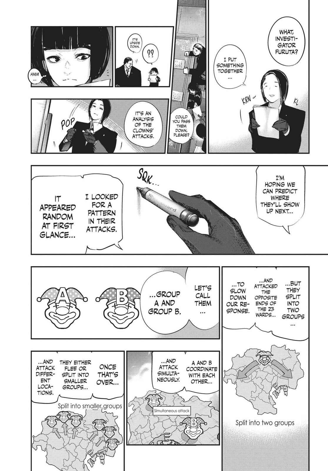 Tokyo Ghoul:re Chapter 103 Page 10