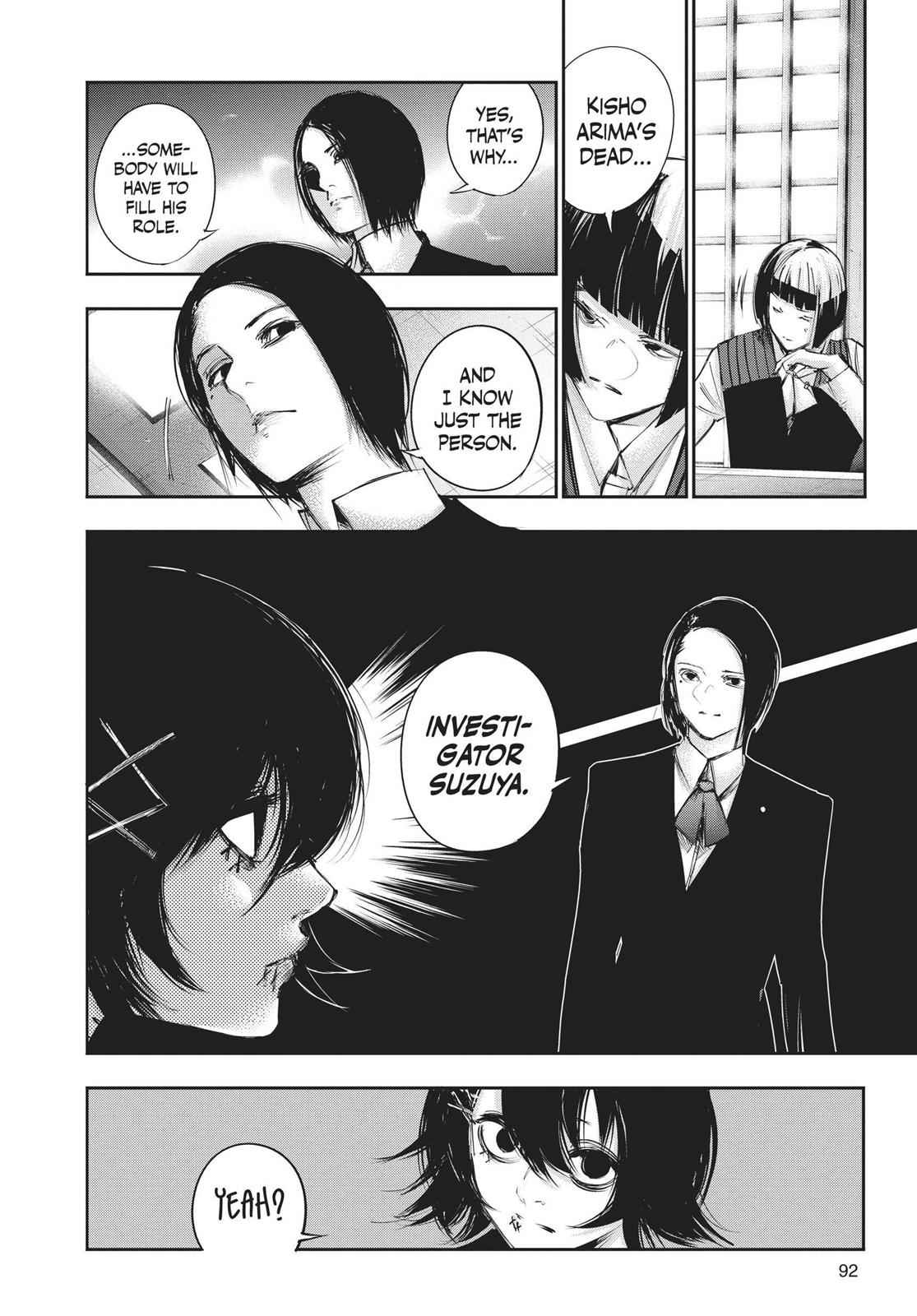 Tokyo Ghoul:re Chapter 103 Page 14