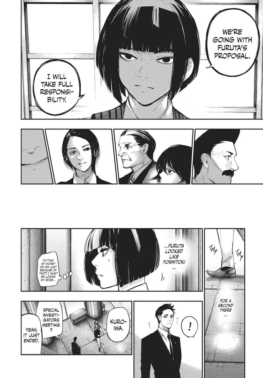 Tokyo Ghoul:re Chapter 103 Page 16